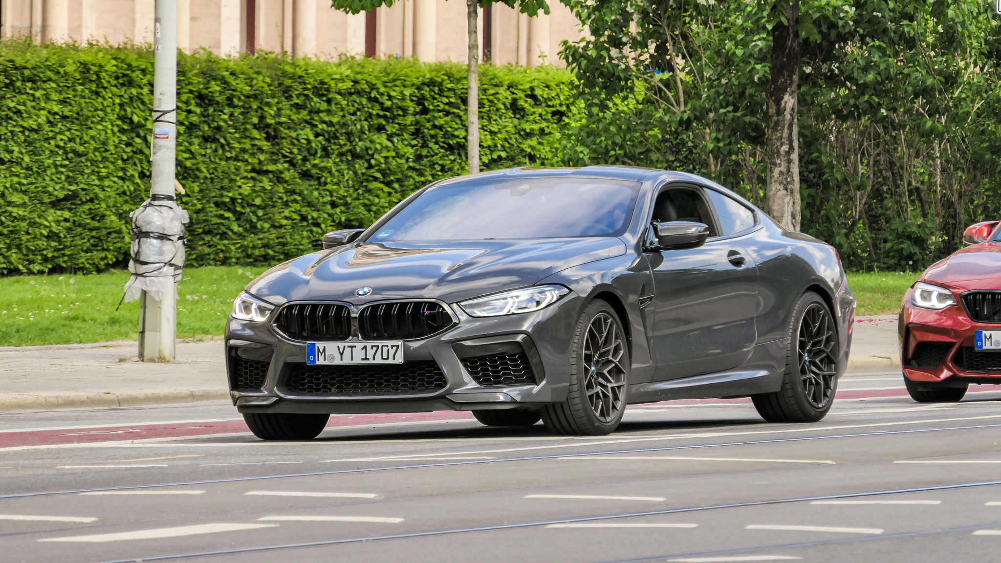 BMW M8 Competition - M-YT-1707