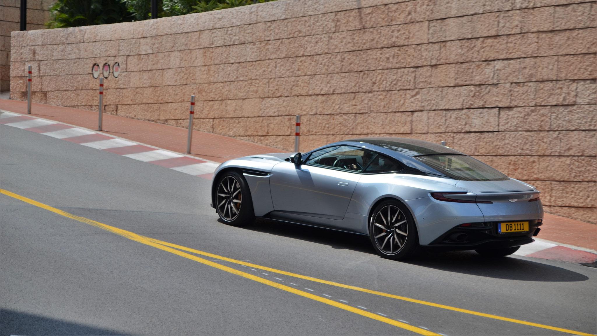 Aston Martin DB11 - DB-1111 (LUX)