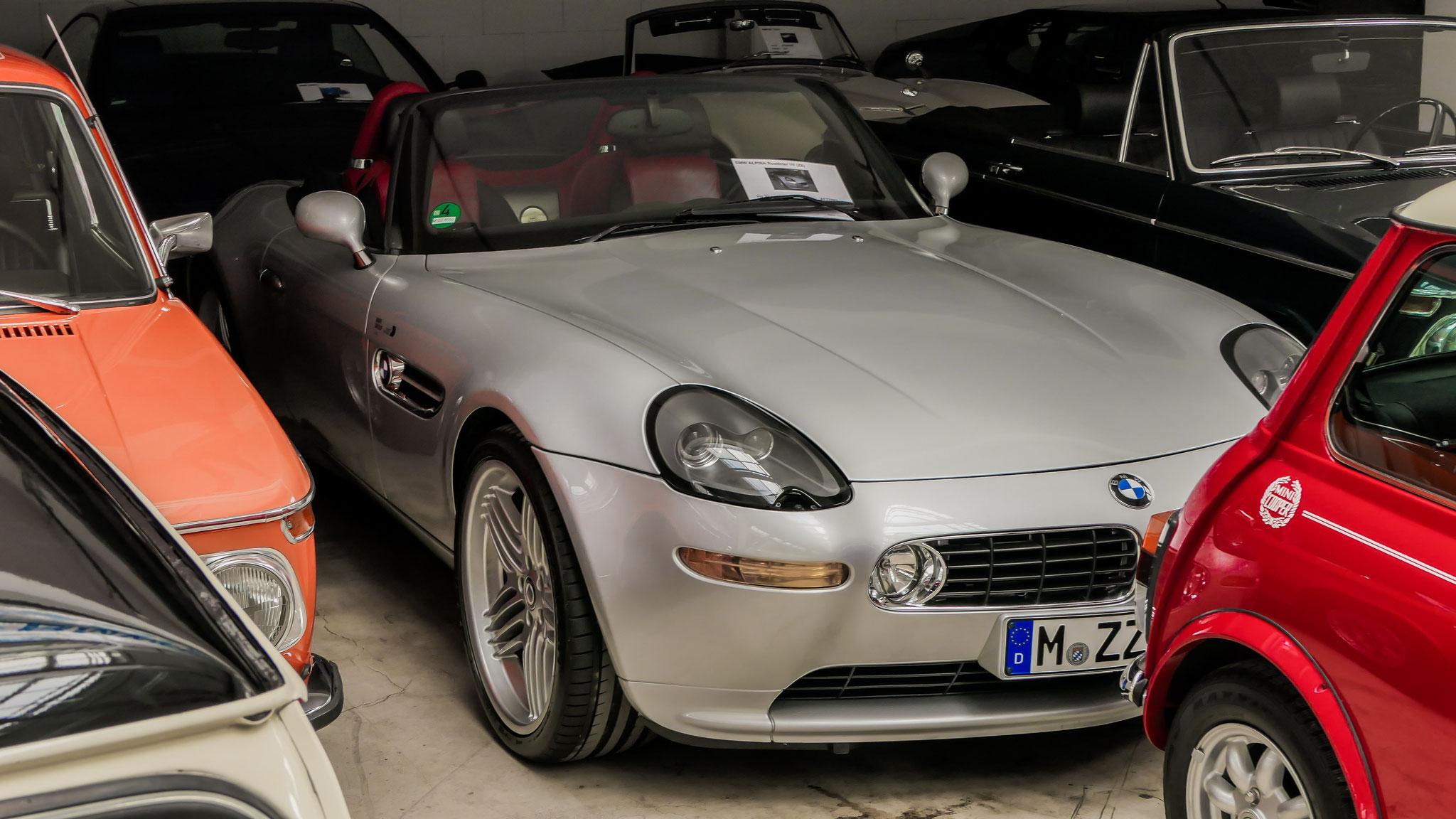 BMW Z8 - M-ZZ-8050