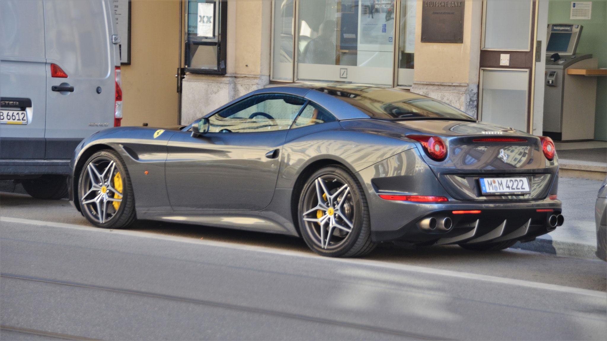 Ferrari California T - M-M-4222
