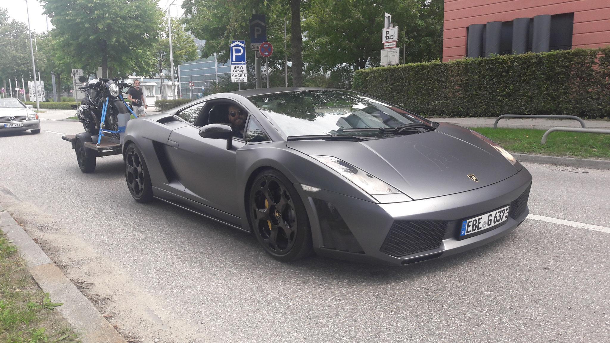 Lamborghini Gallardo Coupé - EBE-G-637