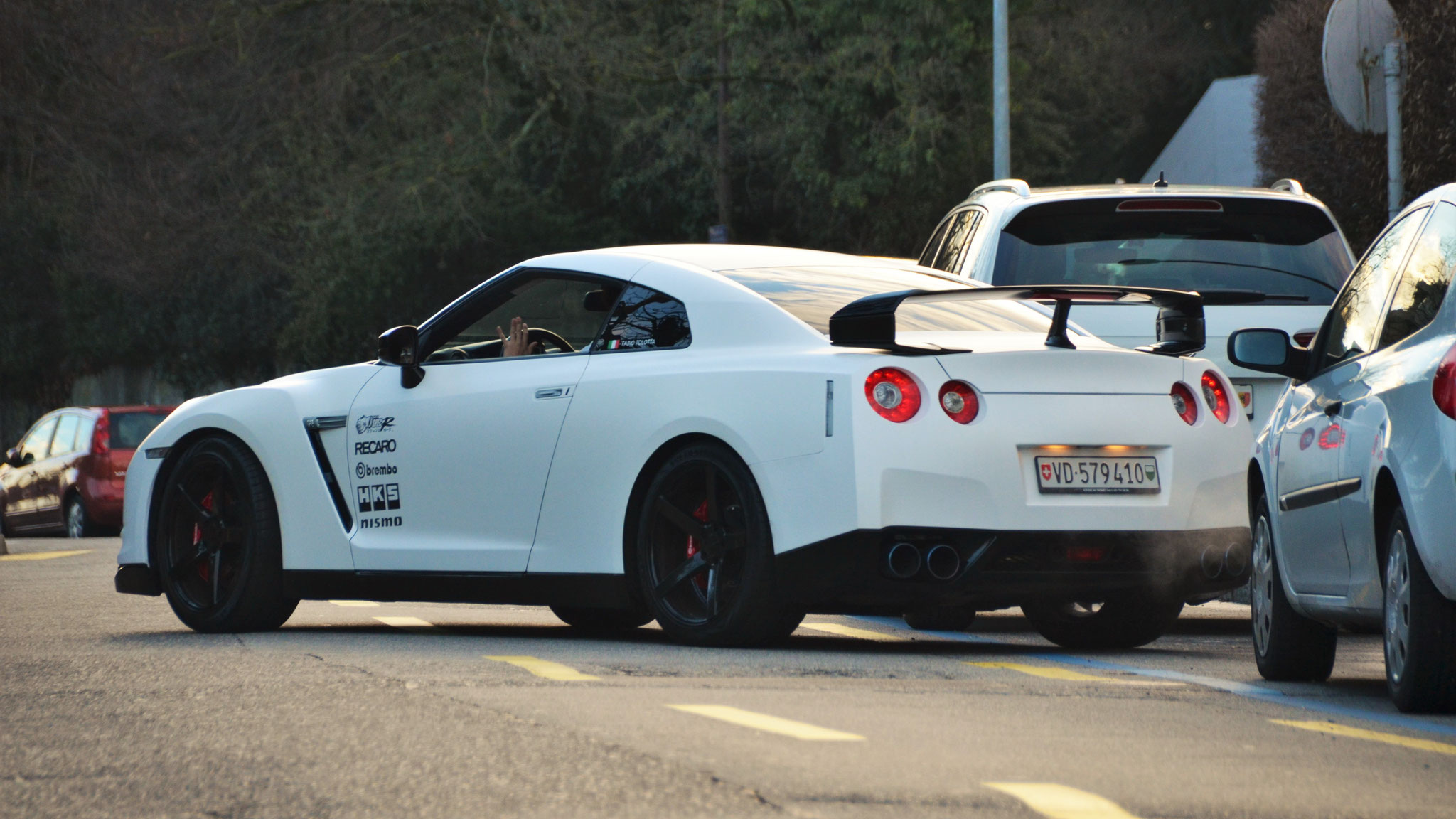 Nissan GTR - VD-579410