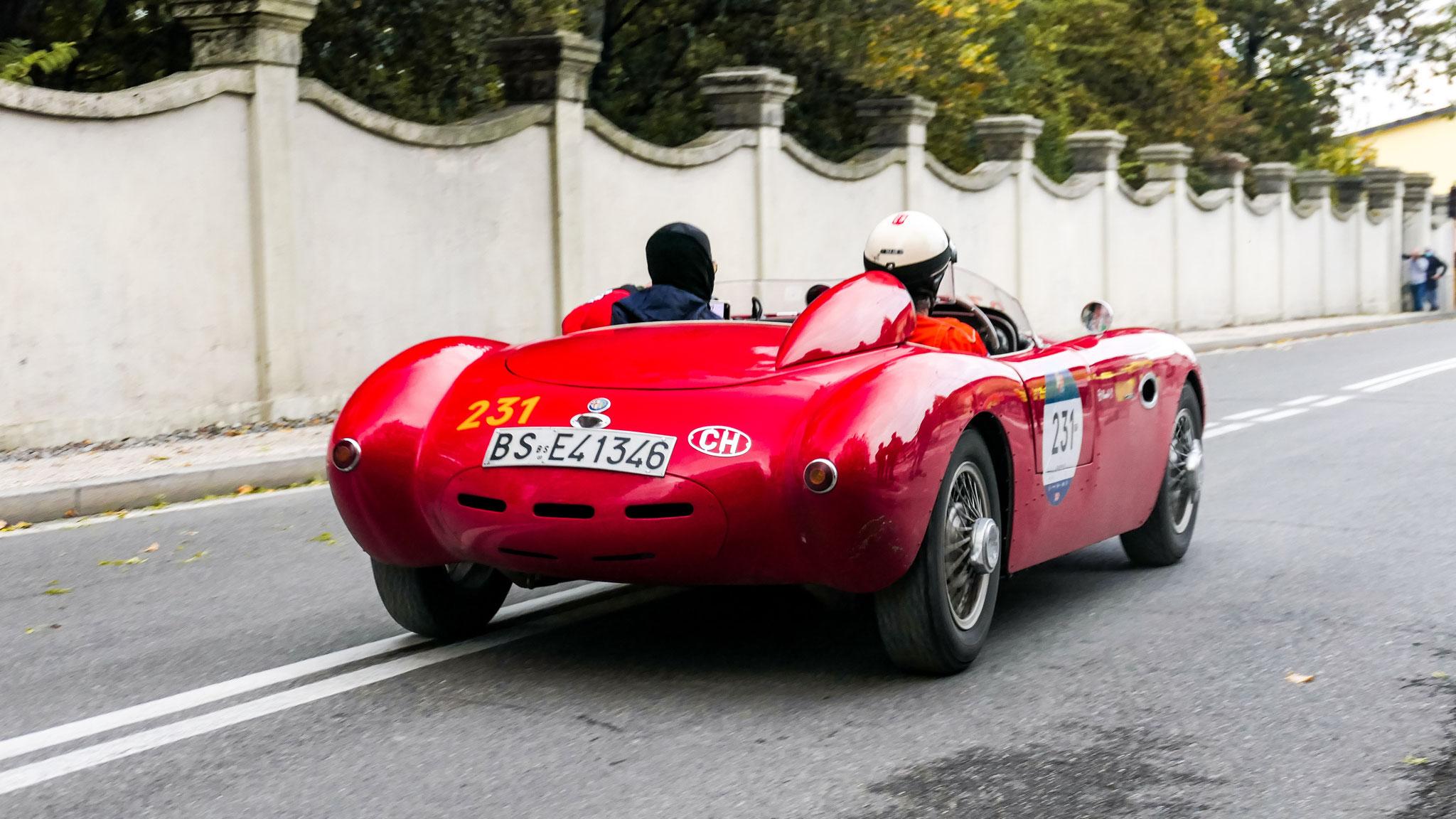Alfa Romeo 2000 Sport Conrero - BS-E41346 (CH)