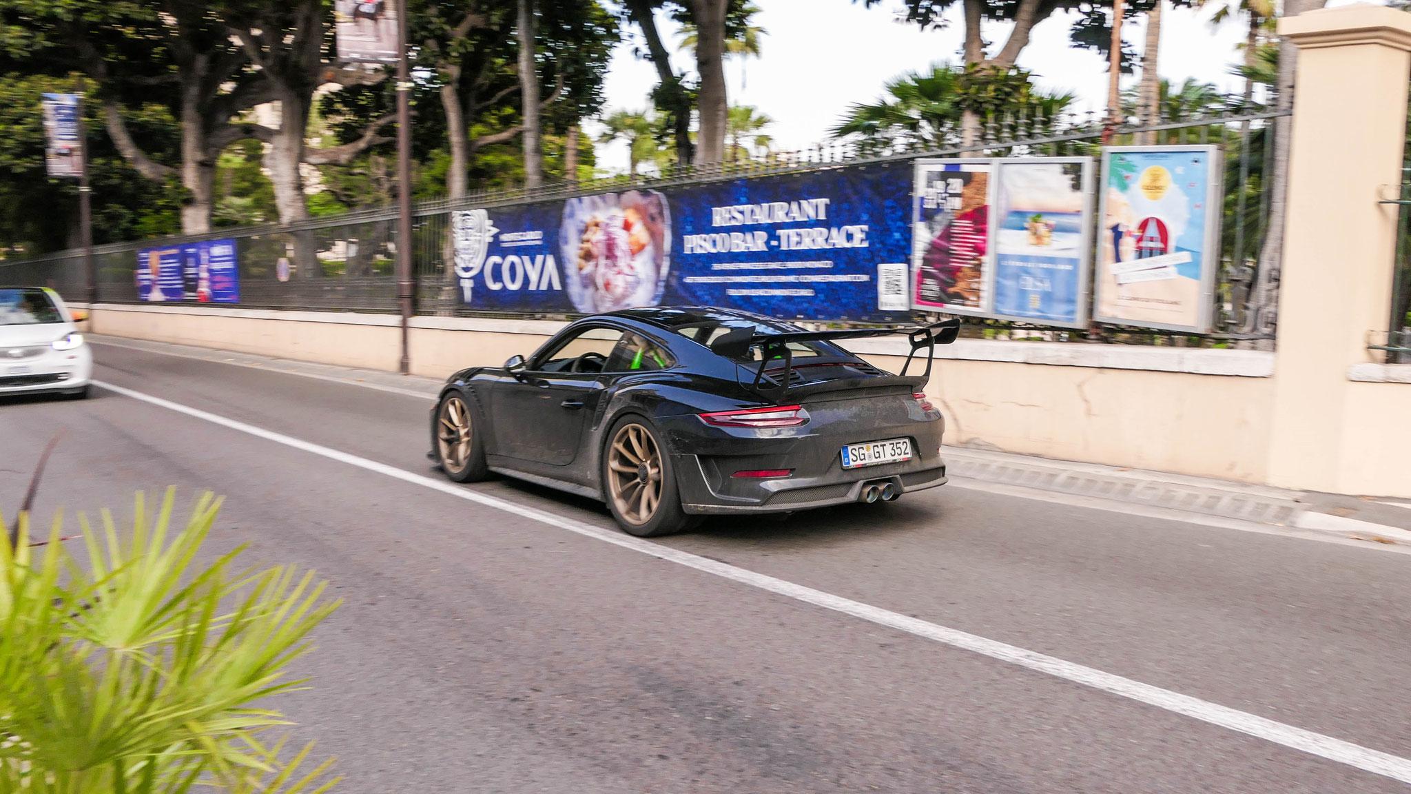Porsche 911 991.2 GT3 RS - SG-GT-352