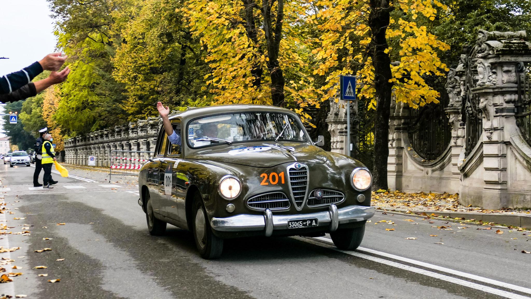 Alfa Romeo 1900 TI - 33065-PA (ITA)