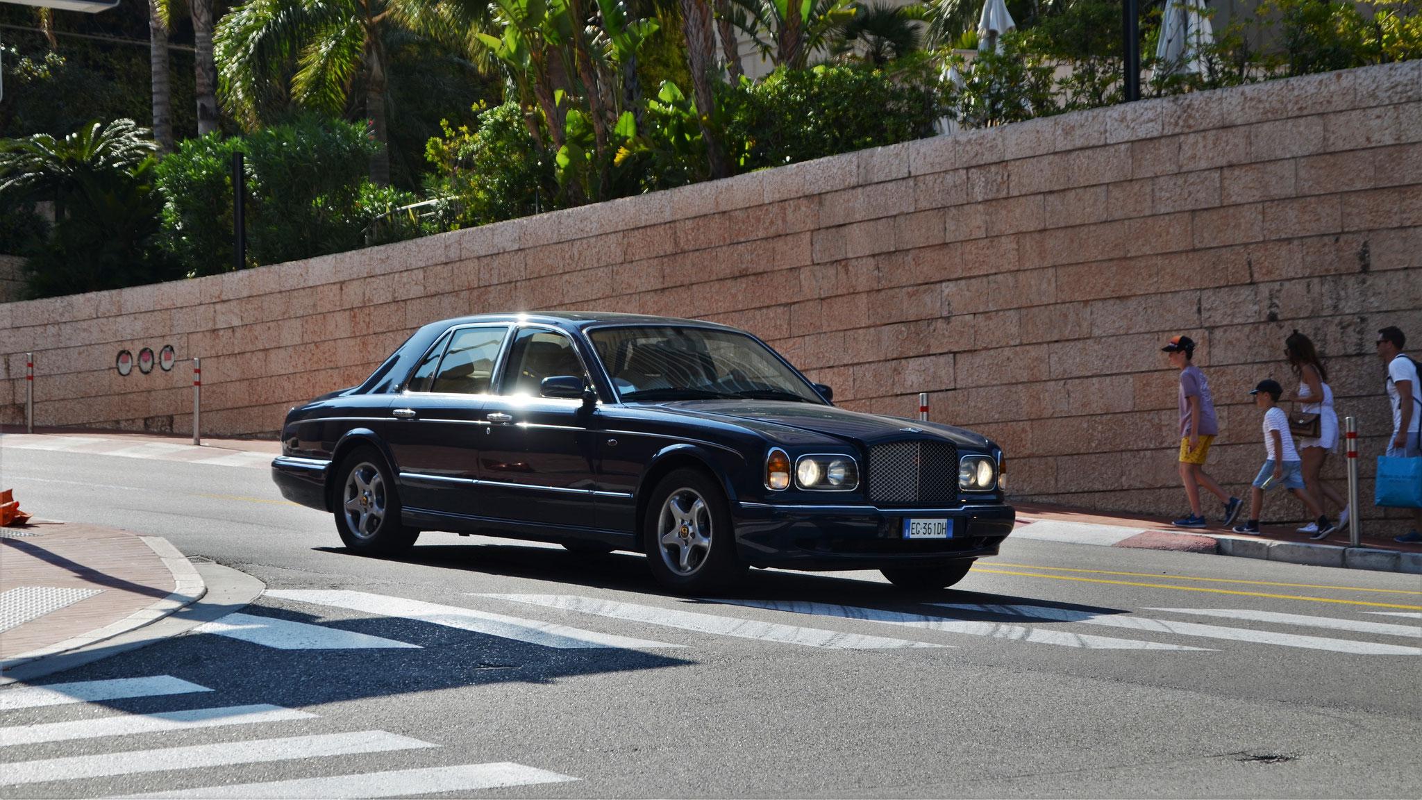 Bentley Arnage - EG-361-DH (ITA)