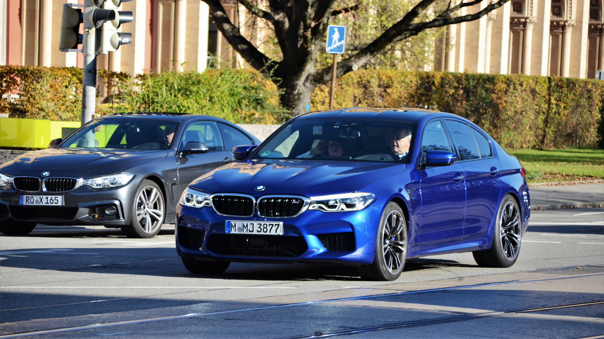 BMW M5 - M-MJ-3877