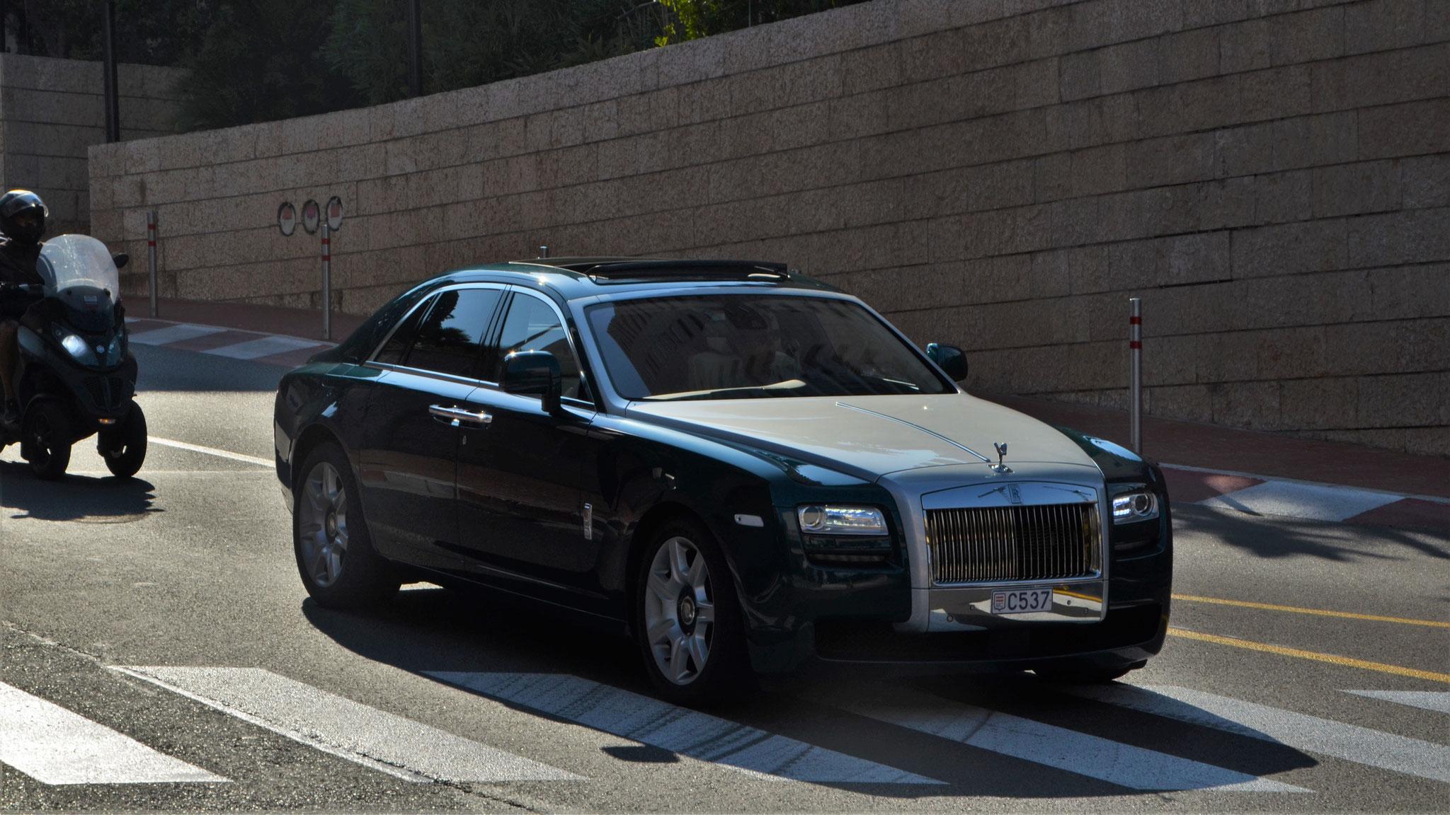 Rolls Royce Ghost - C537 (MC)