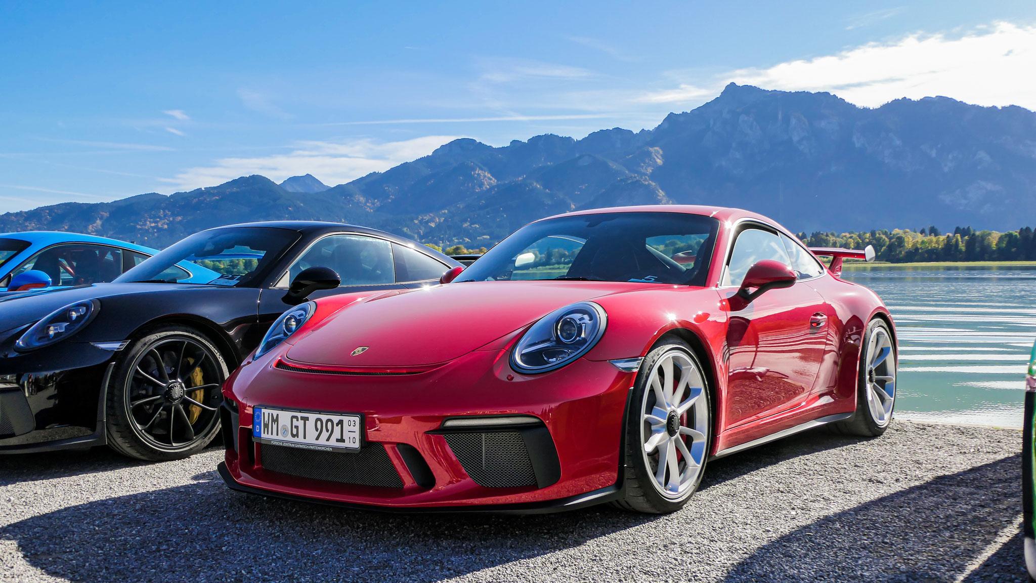 Porsche 991 GT3 - WM-GT-991