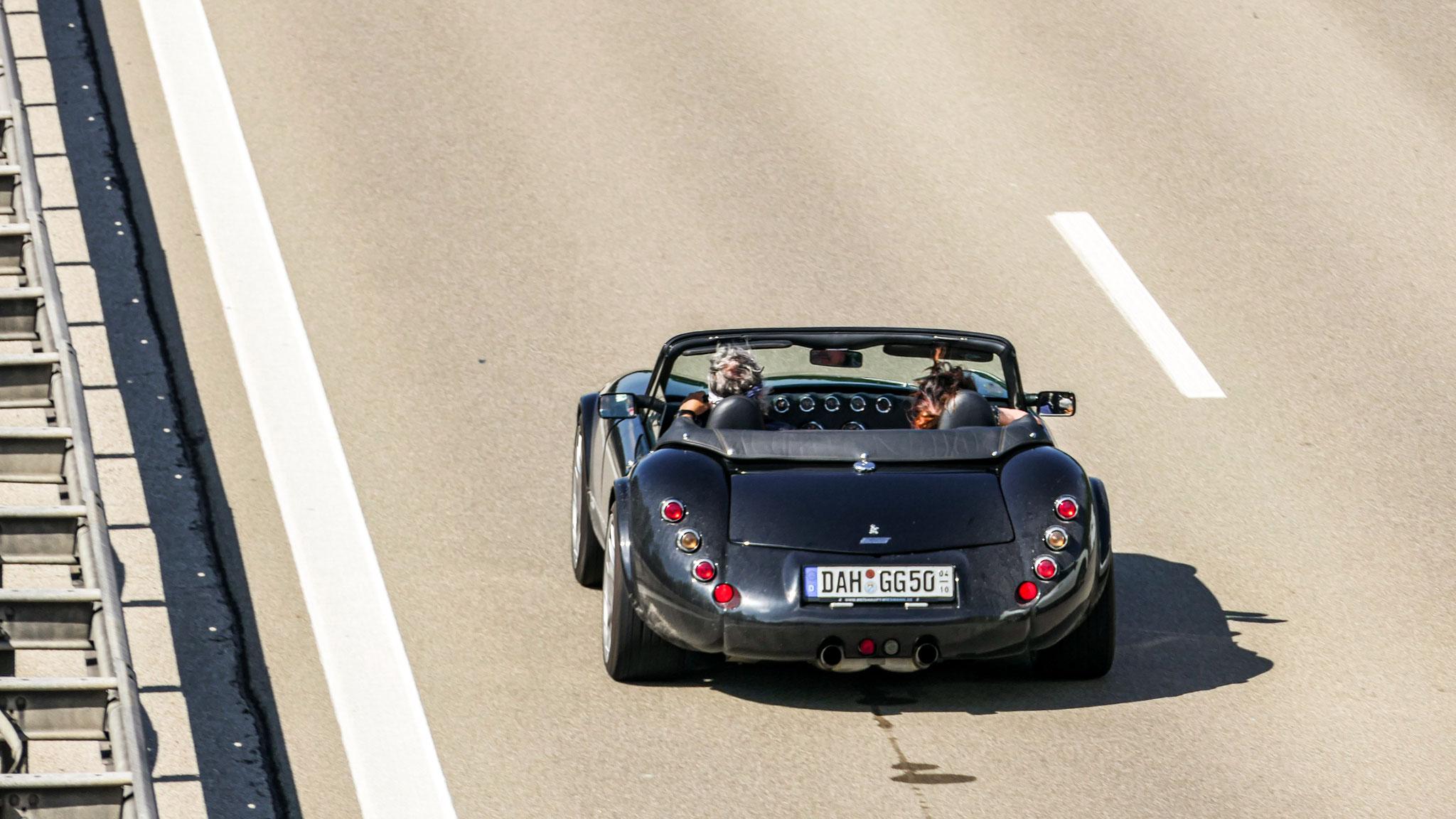 Wiesmann Roadster MF3 - DAH-GG_50