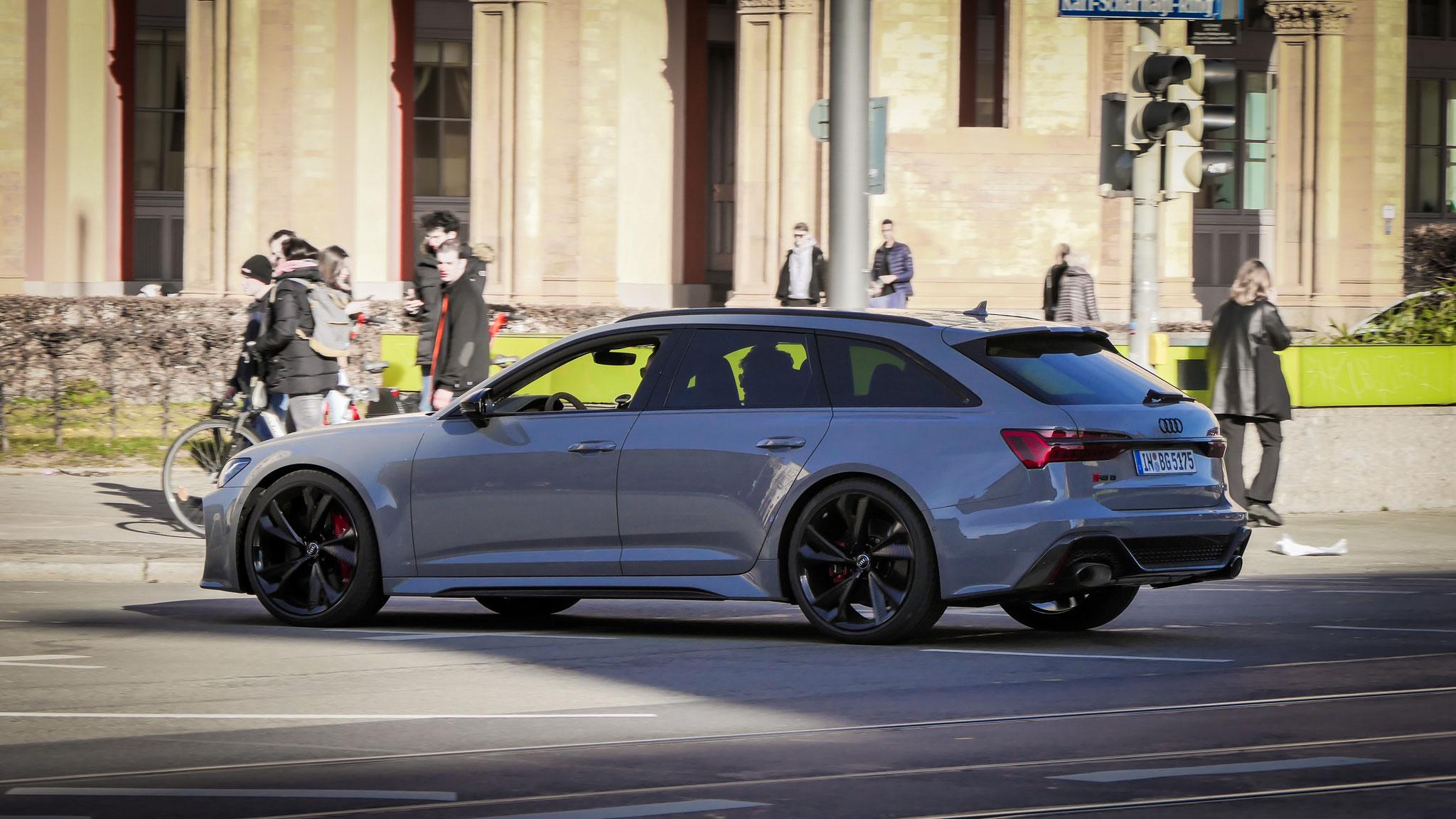 Audi RS6 - IN-BG-5175
