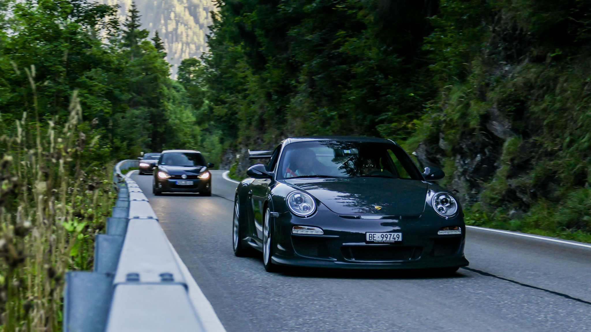 Porsche GT3 997 - BE-99749 (CH)