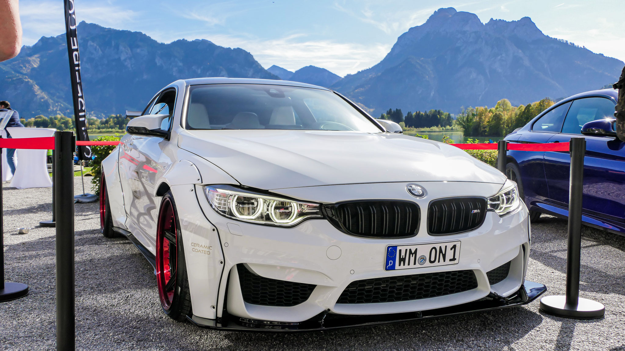 BMW M4 Liberty Walk - WM-ON-1