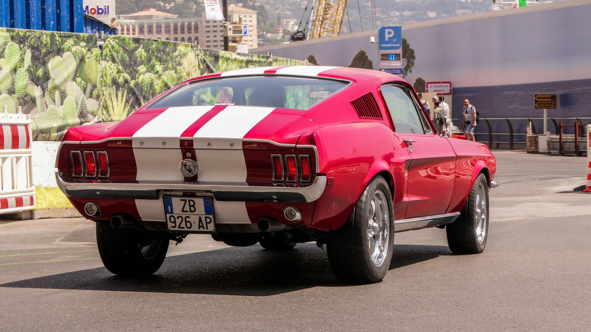 Mustang I Fastback - ZB-926-AP (ITA)