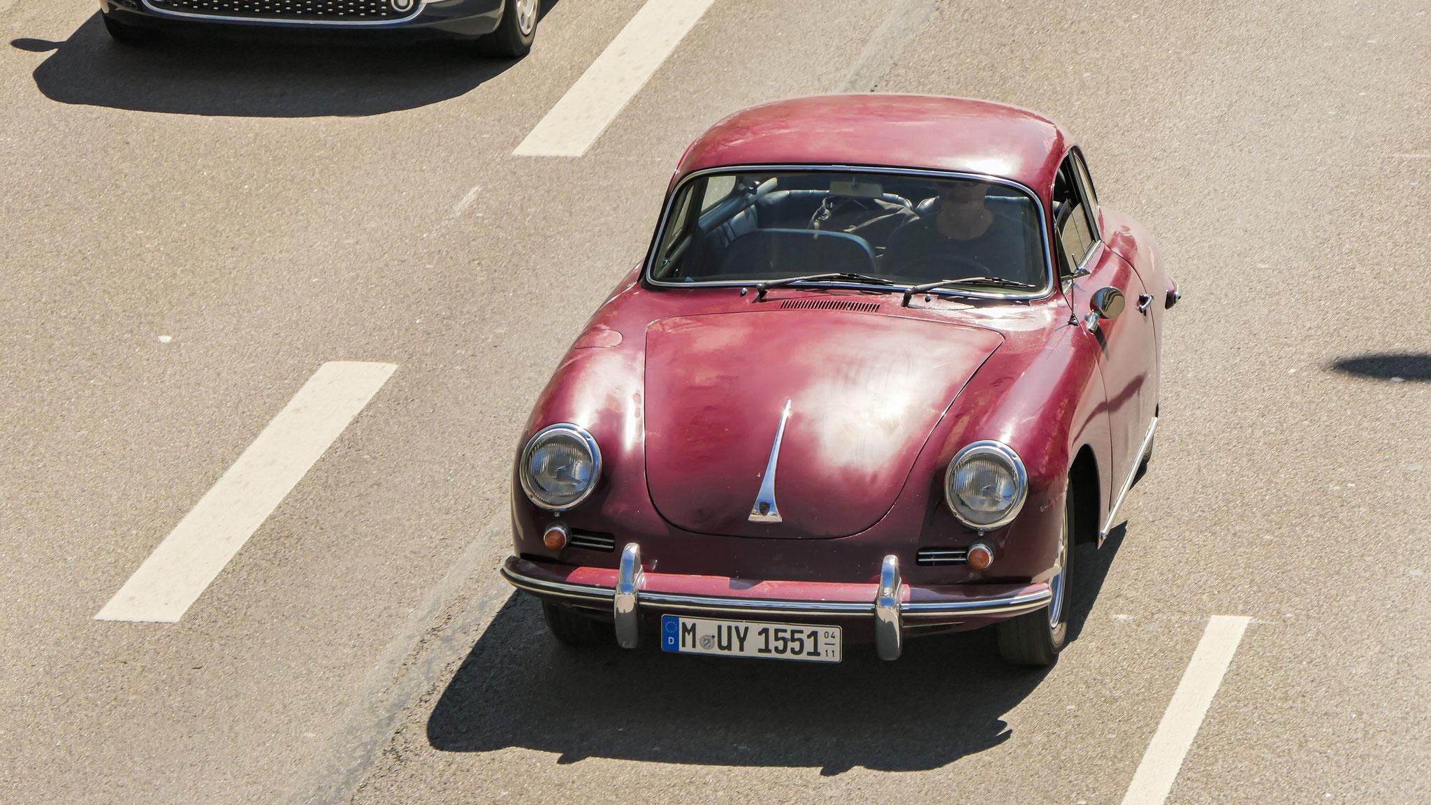 Porsche 356 C - M-UY-1551