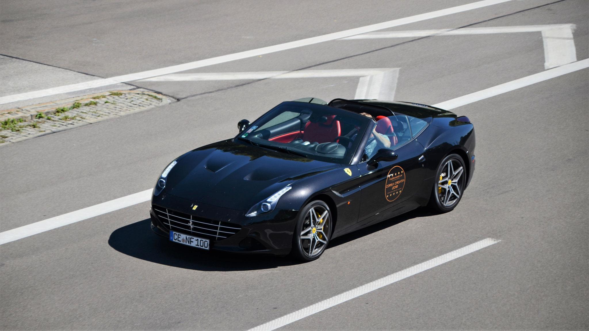 Ferrari California T - CE-NF-100