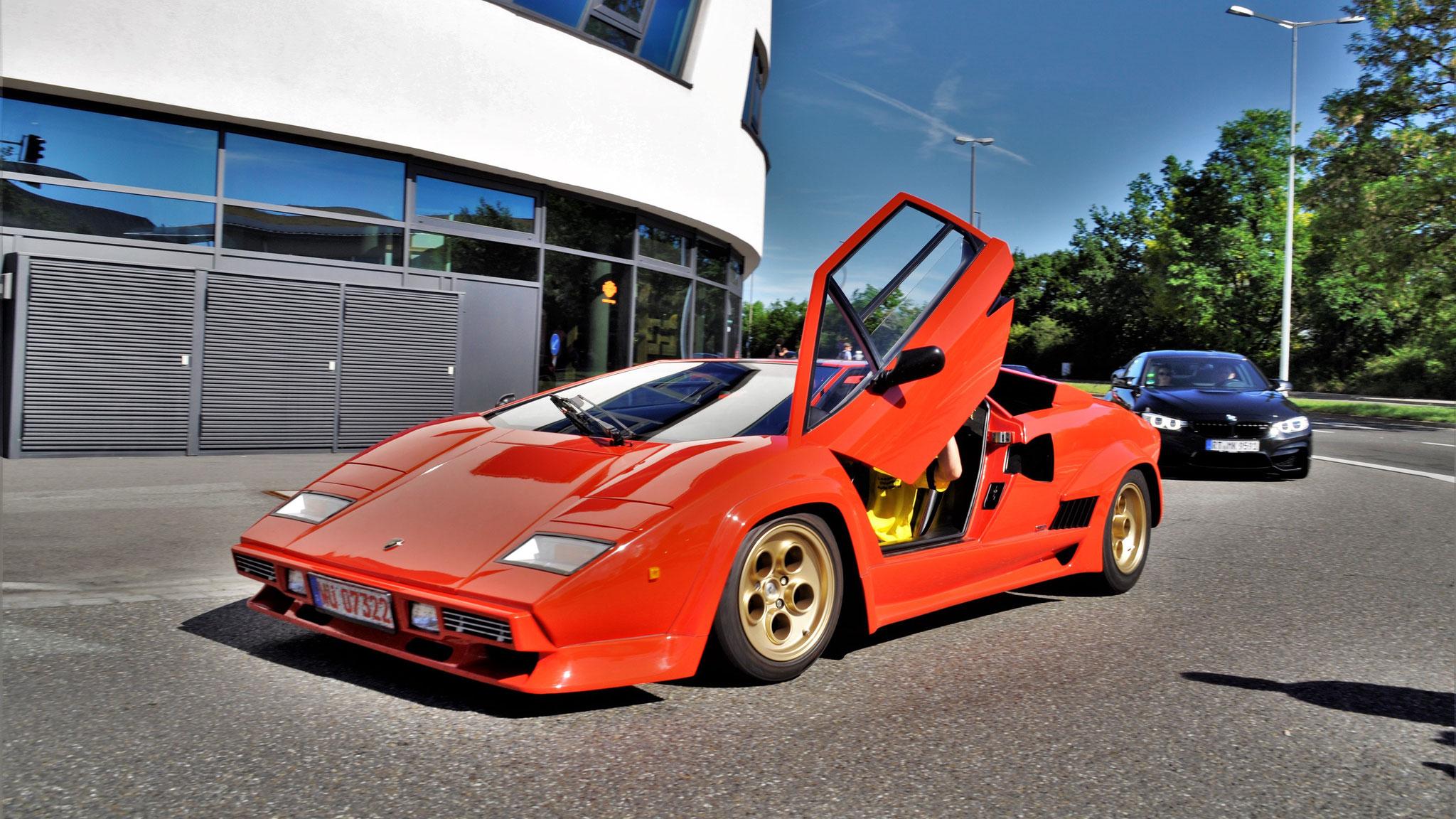 Lamborghini  Countach 25 Anniversary - WÜ-07322