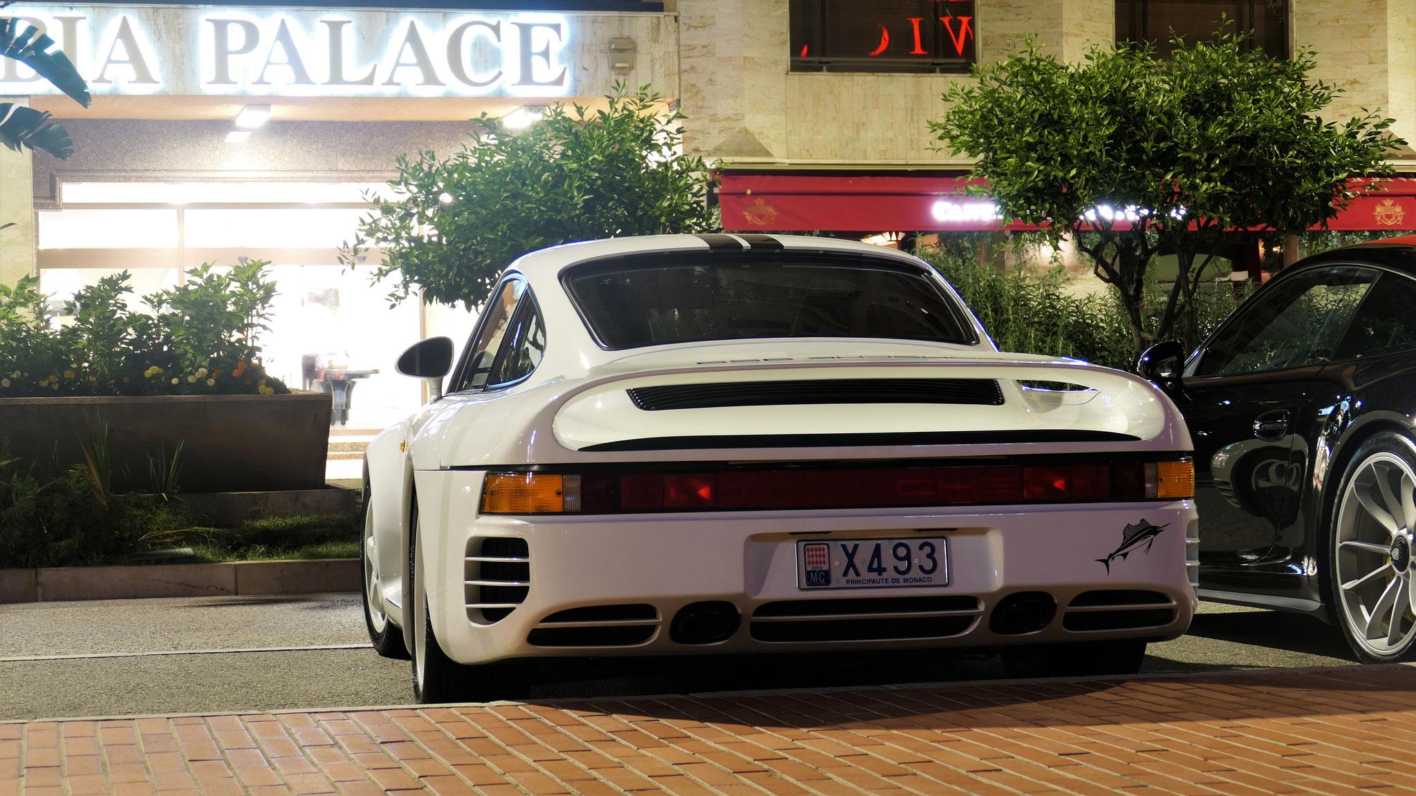 Porsche 959 - X493 (MC)