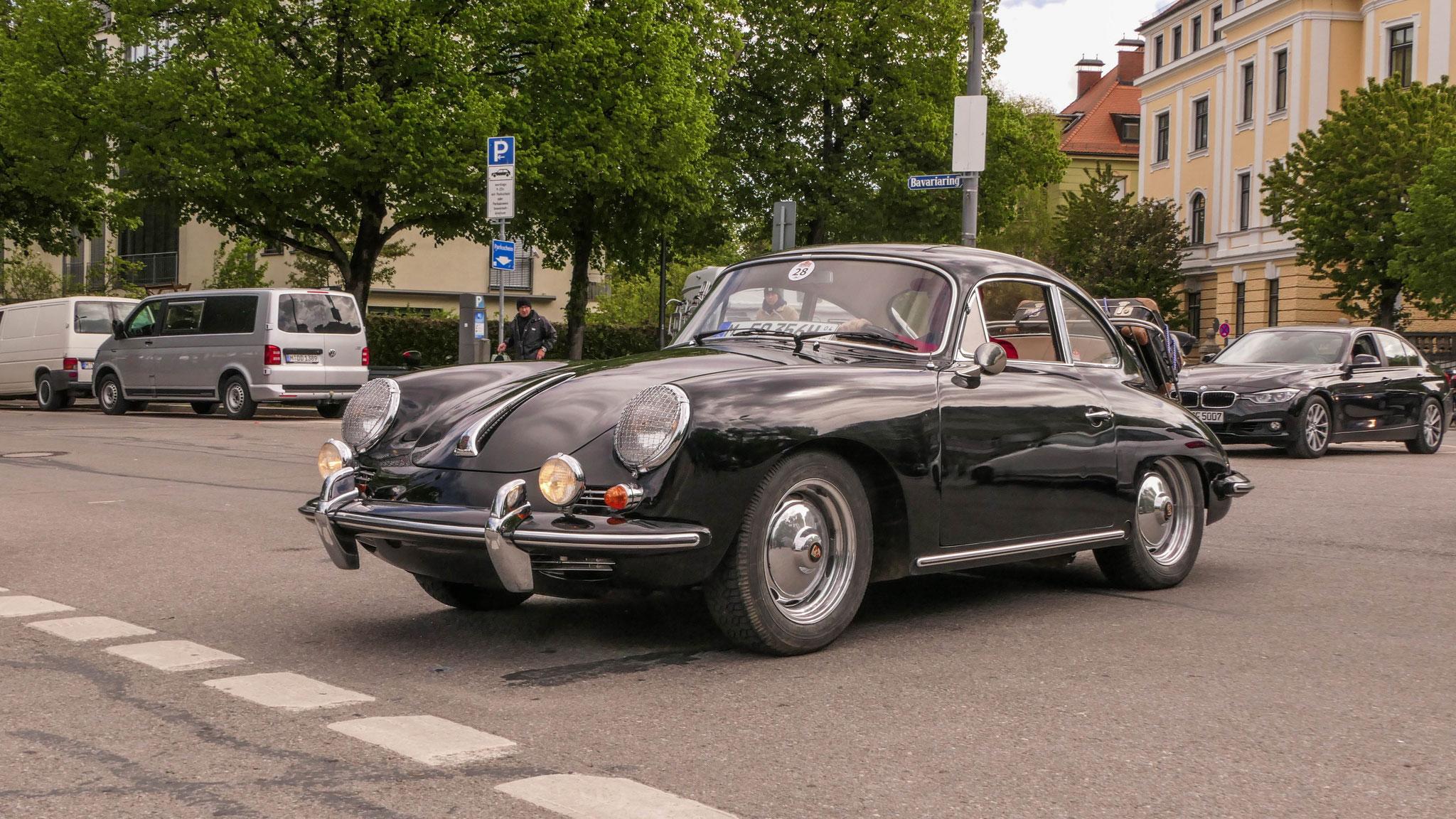 Porsche 356 S - M-EQ-356H