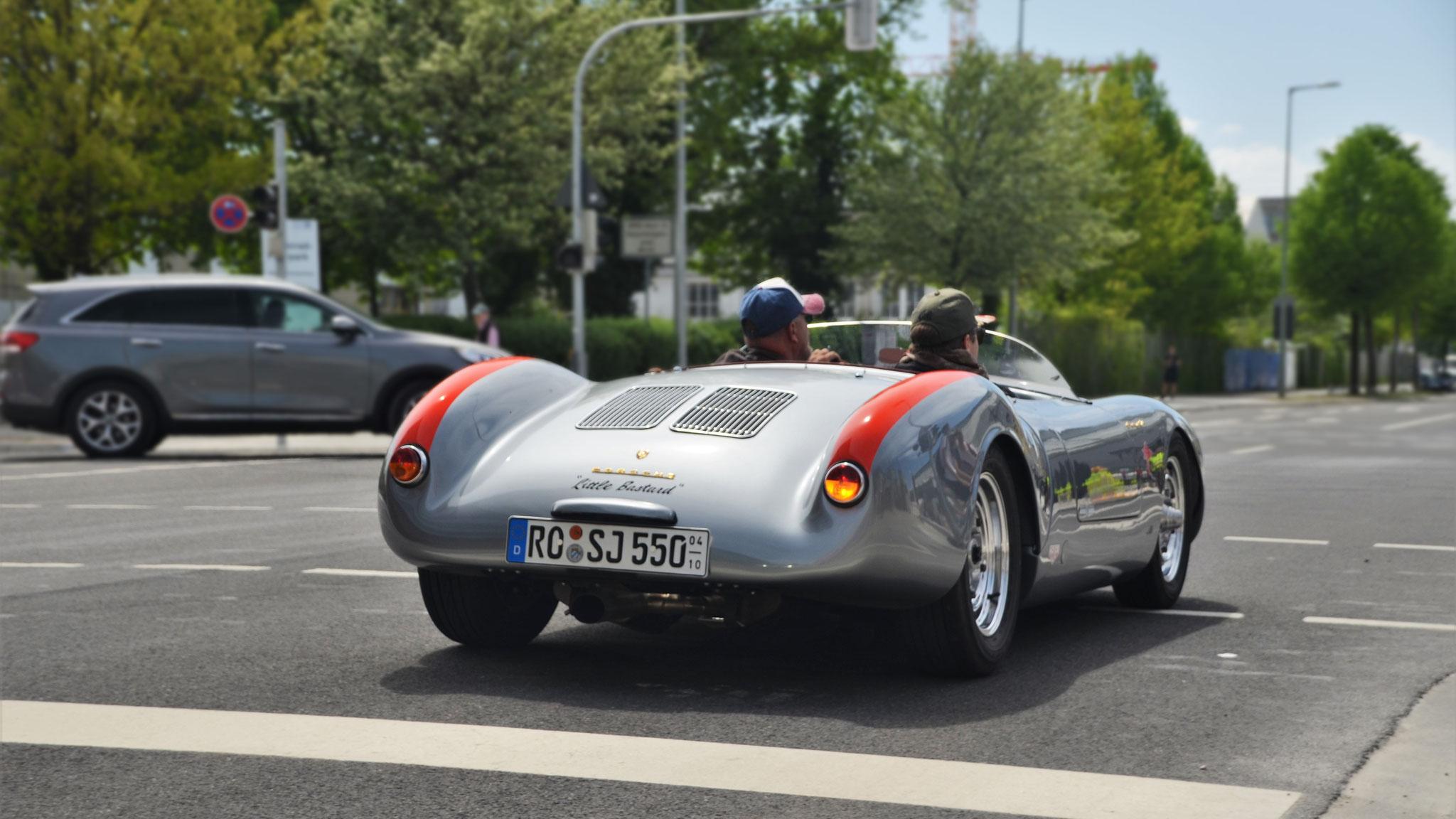 Porsche 550 Spyder - RO-SJ-550