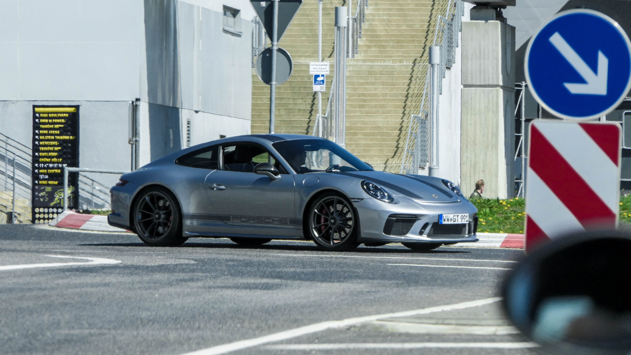 Porsche 991 GT3 Touring Package - WW-GT-991