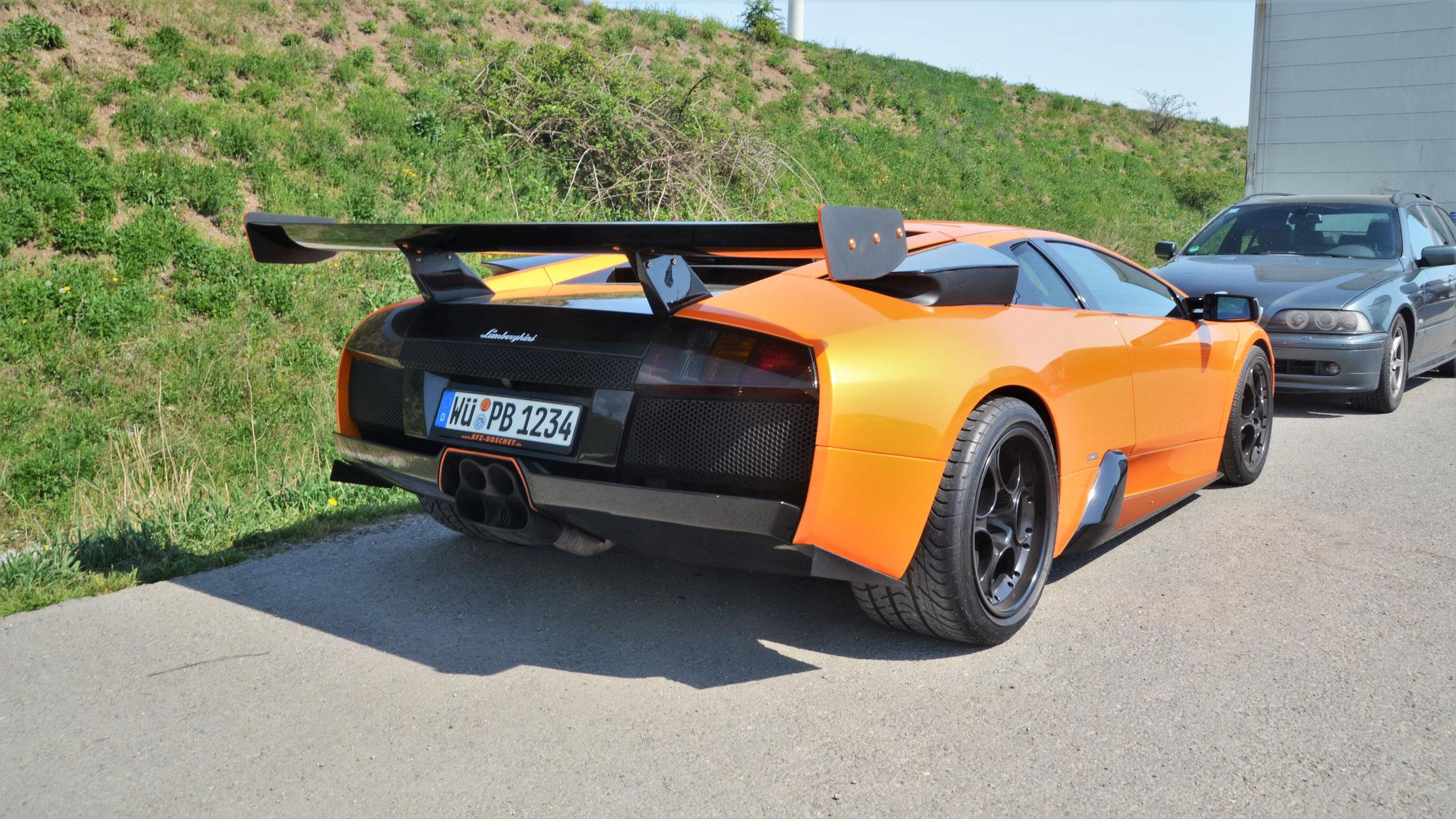 Lamborghini Murcielago - WÜ-PB-1234