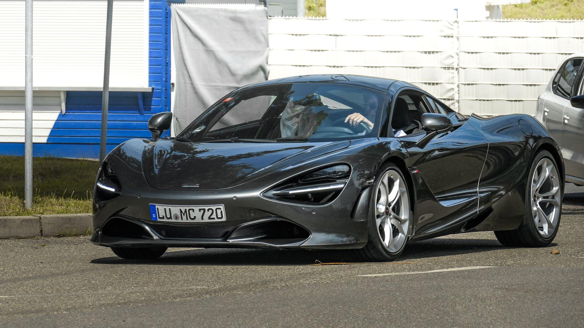 McLaren 720S - LU-MC-720