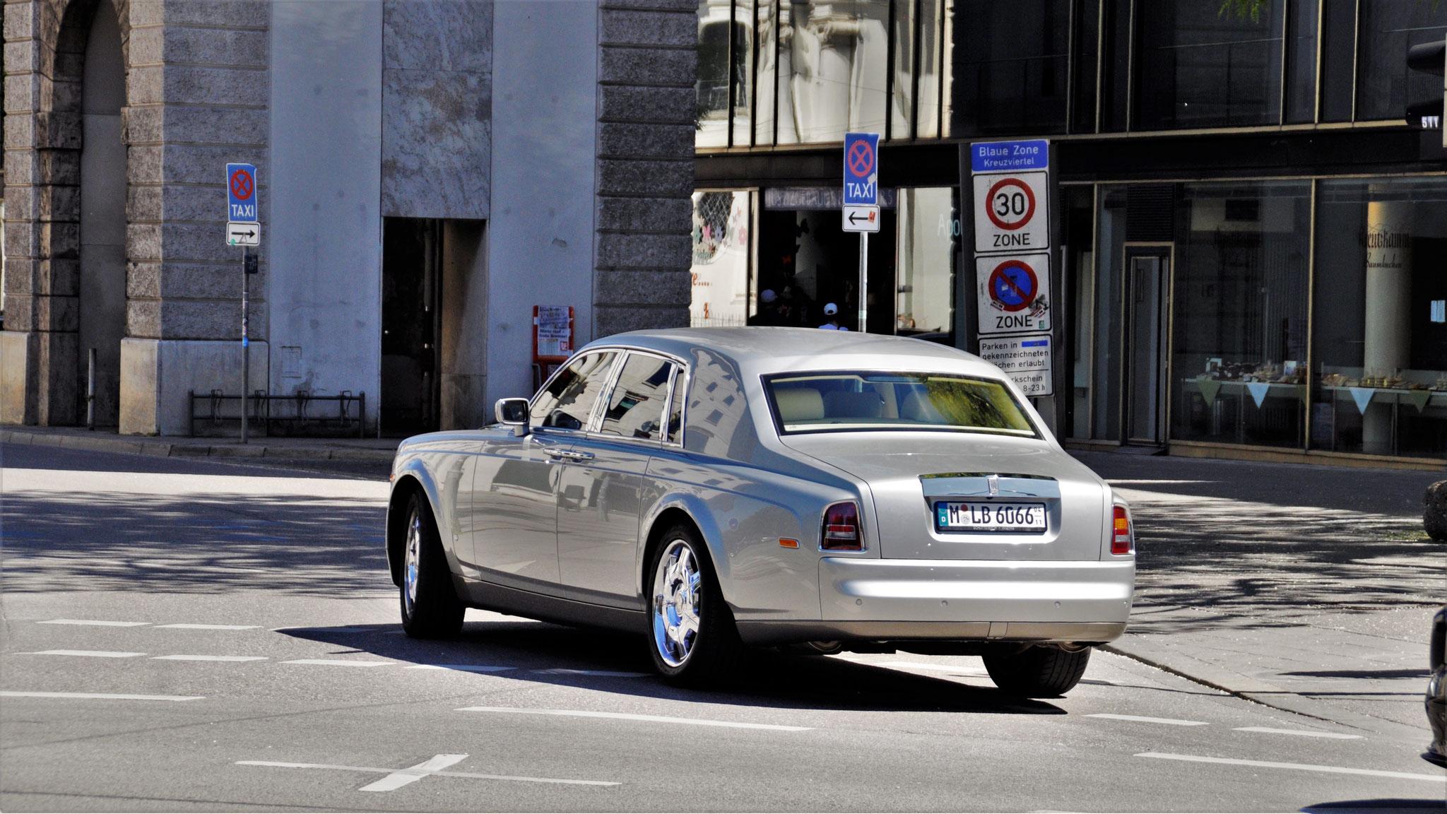Rolls Royce Phantom - M-LB-6066