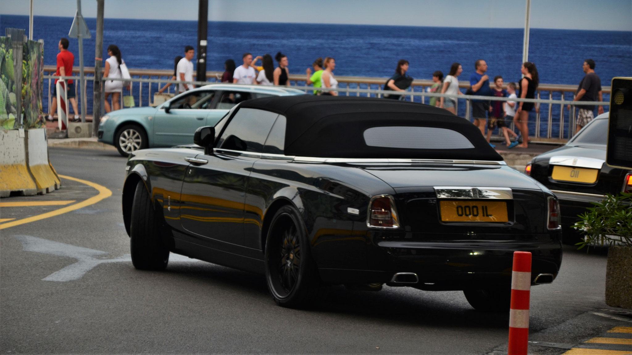 Rolls Royce Drophead - 000-IL (GB)