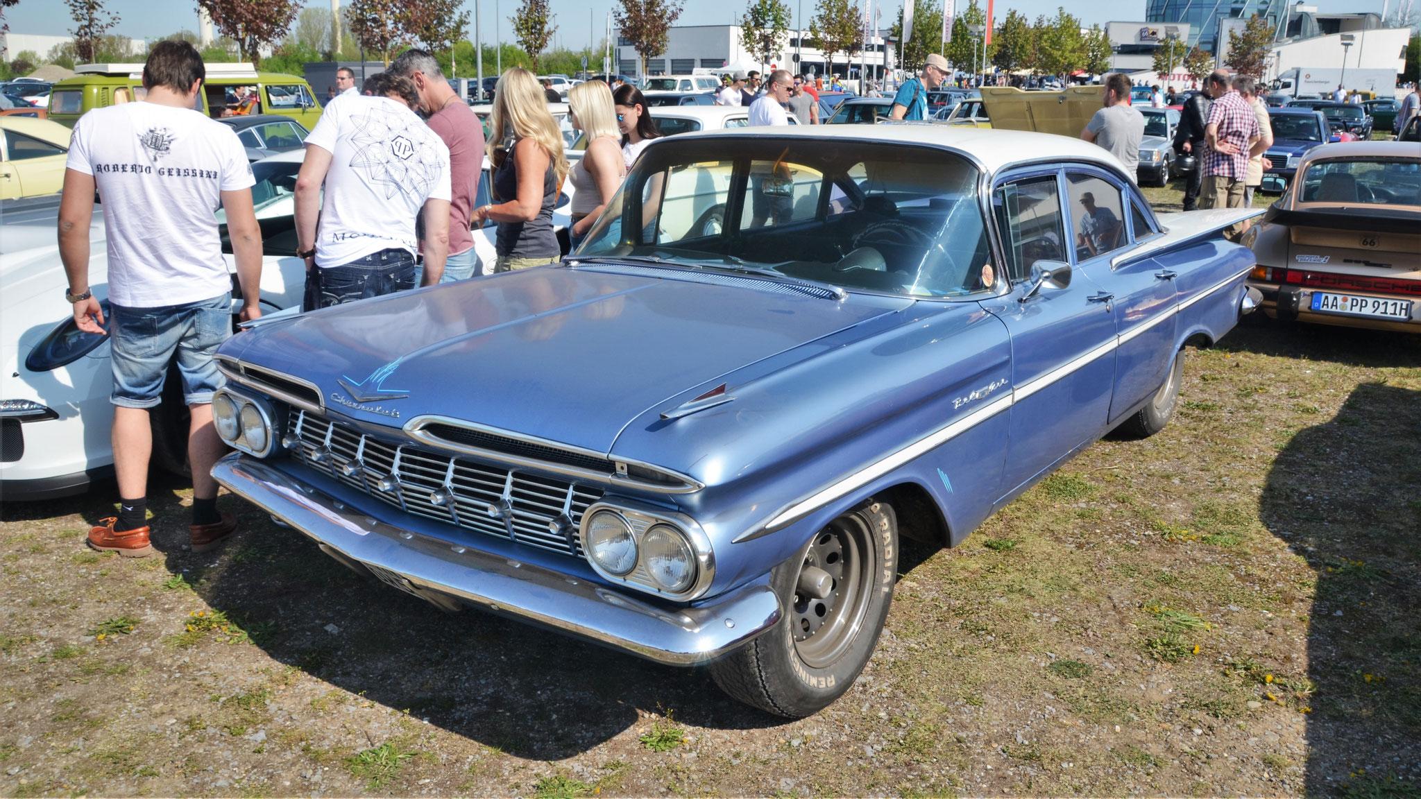 Chevrolet Impala 4-door