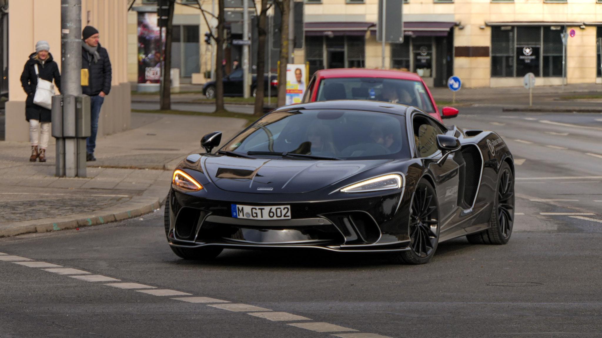 McLaren GT - M-GT-602