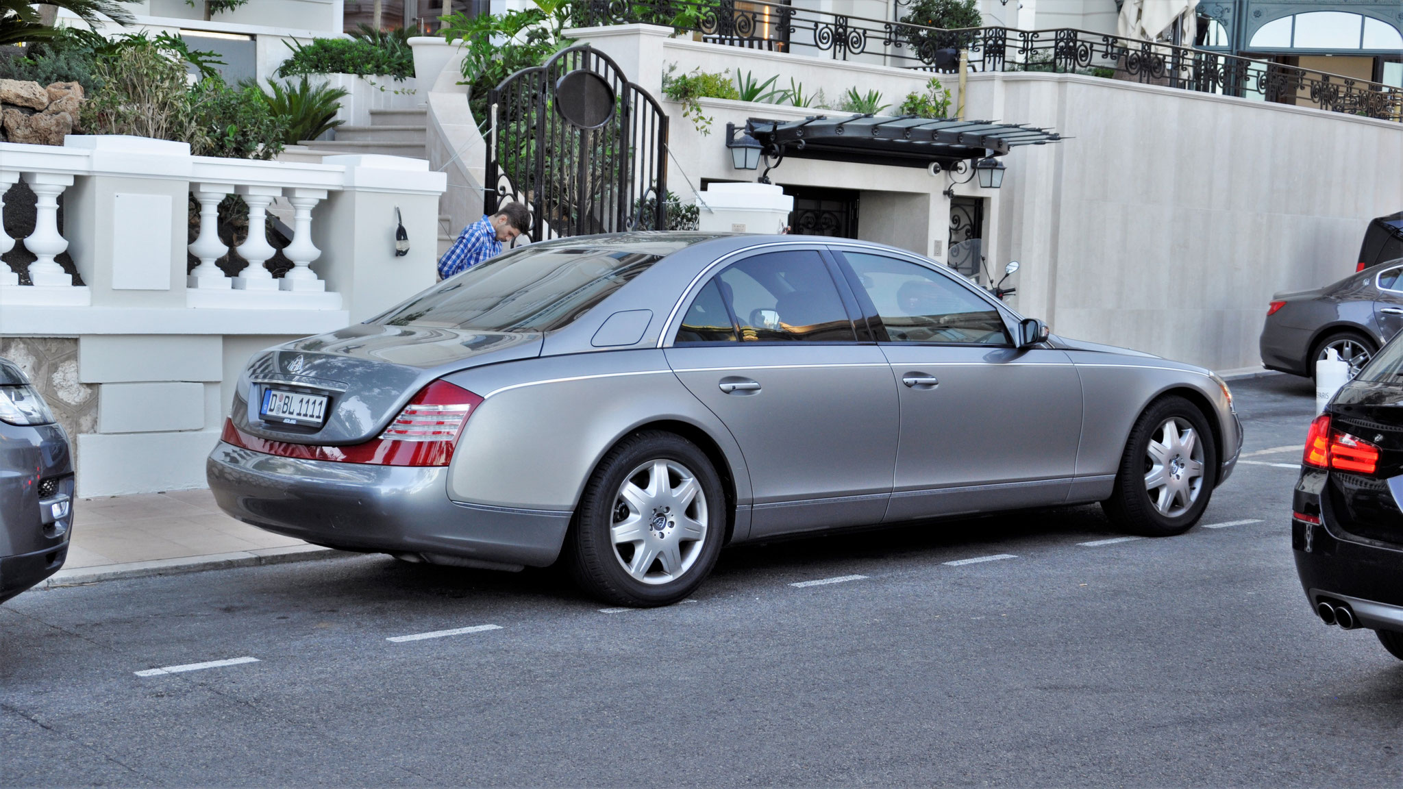 Maybach 57S - D-BL-1111