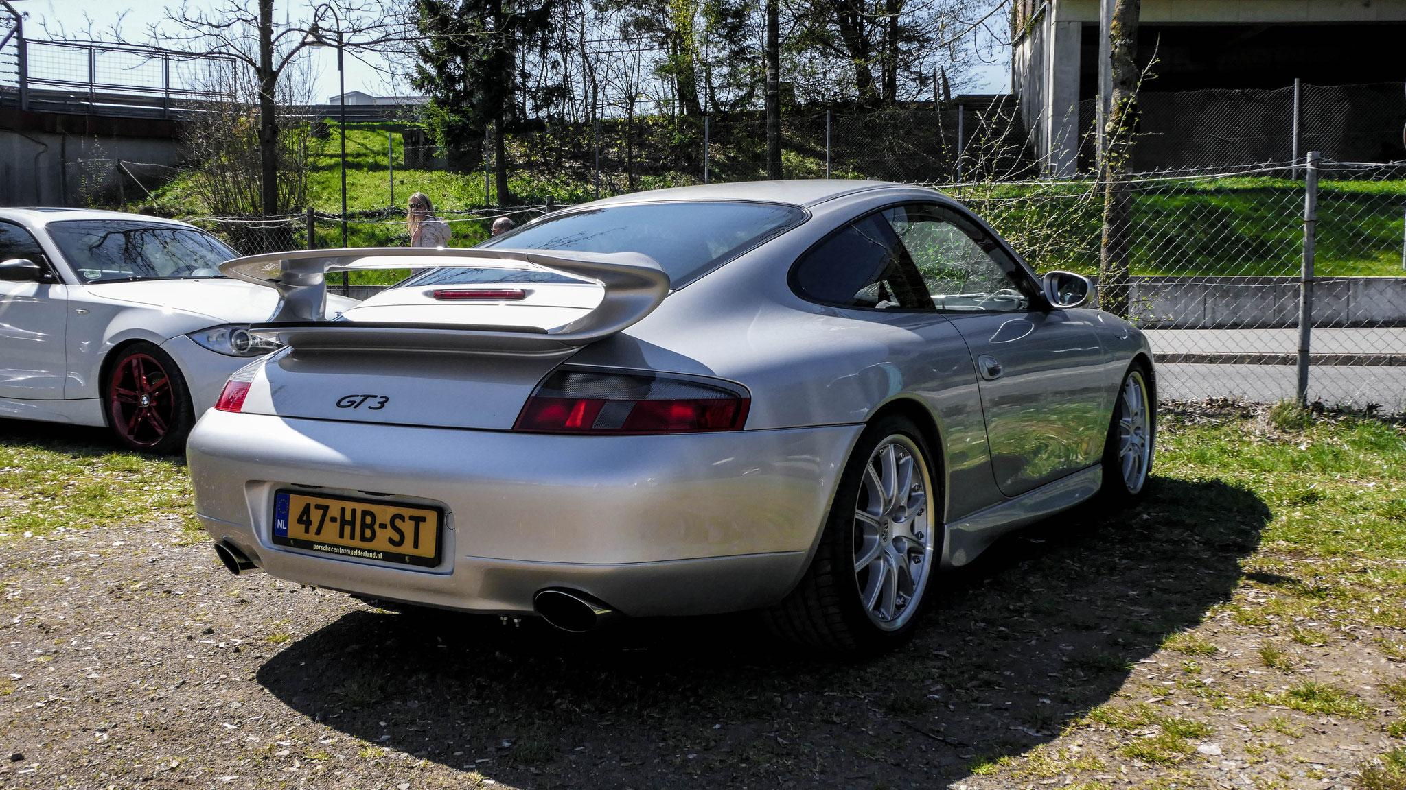 Porsche GT3 996 - 47-HB-ST (NL)