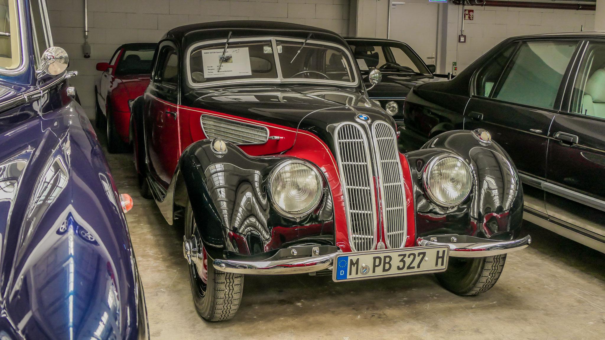 BMW 327/28 Sport-Coupé - M-PB-327H