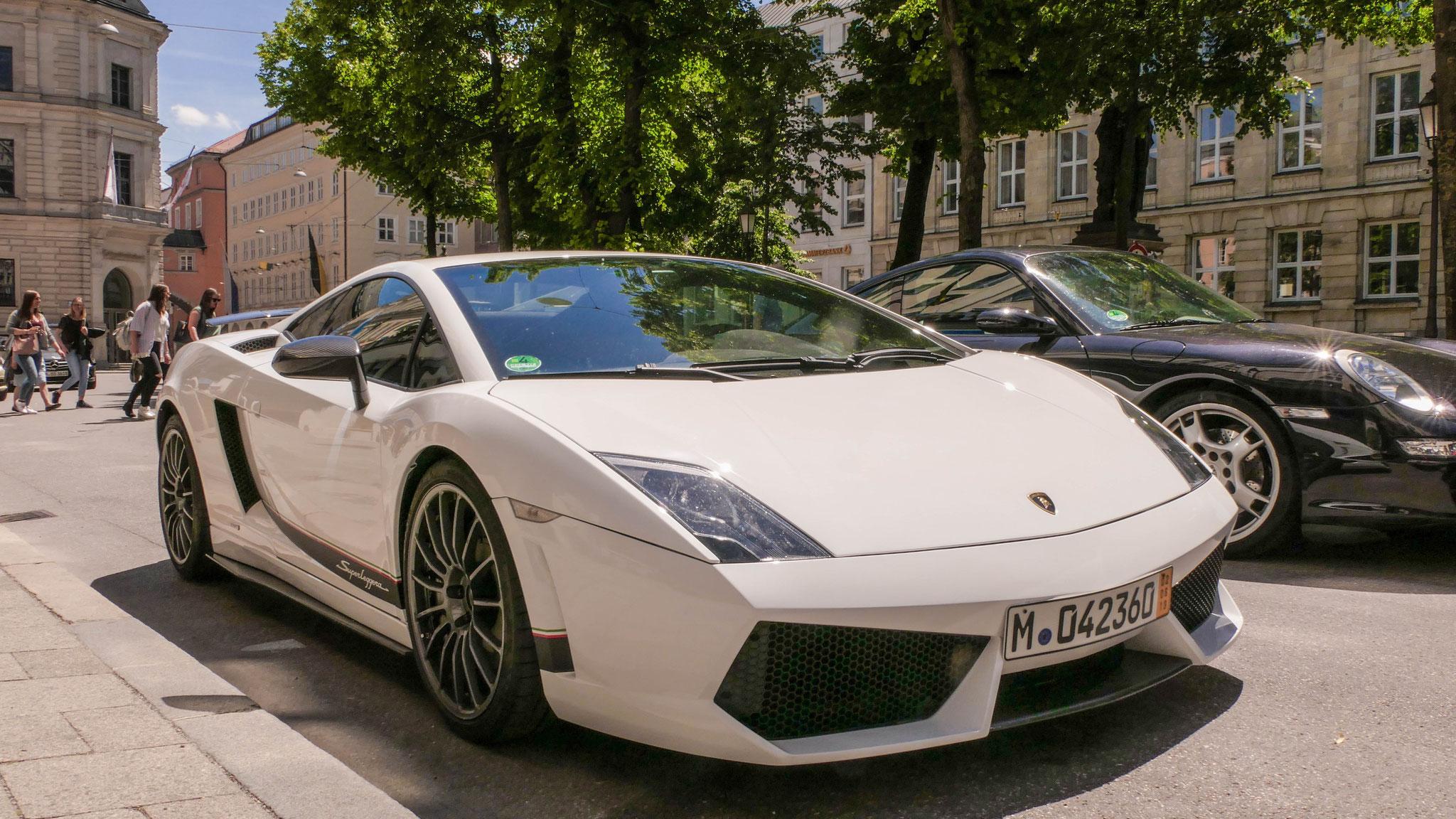 Lamborghini Gallardo Superleggera - M-042360