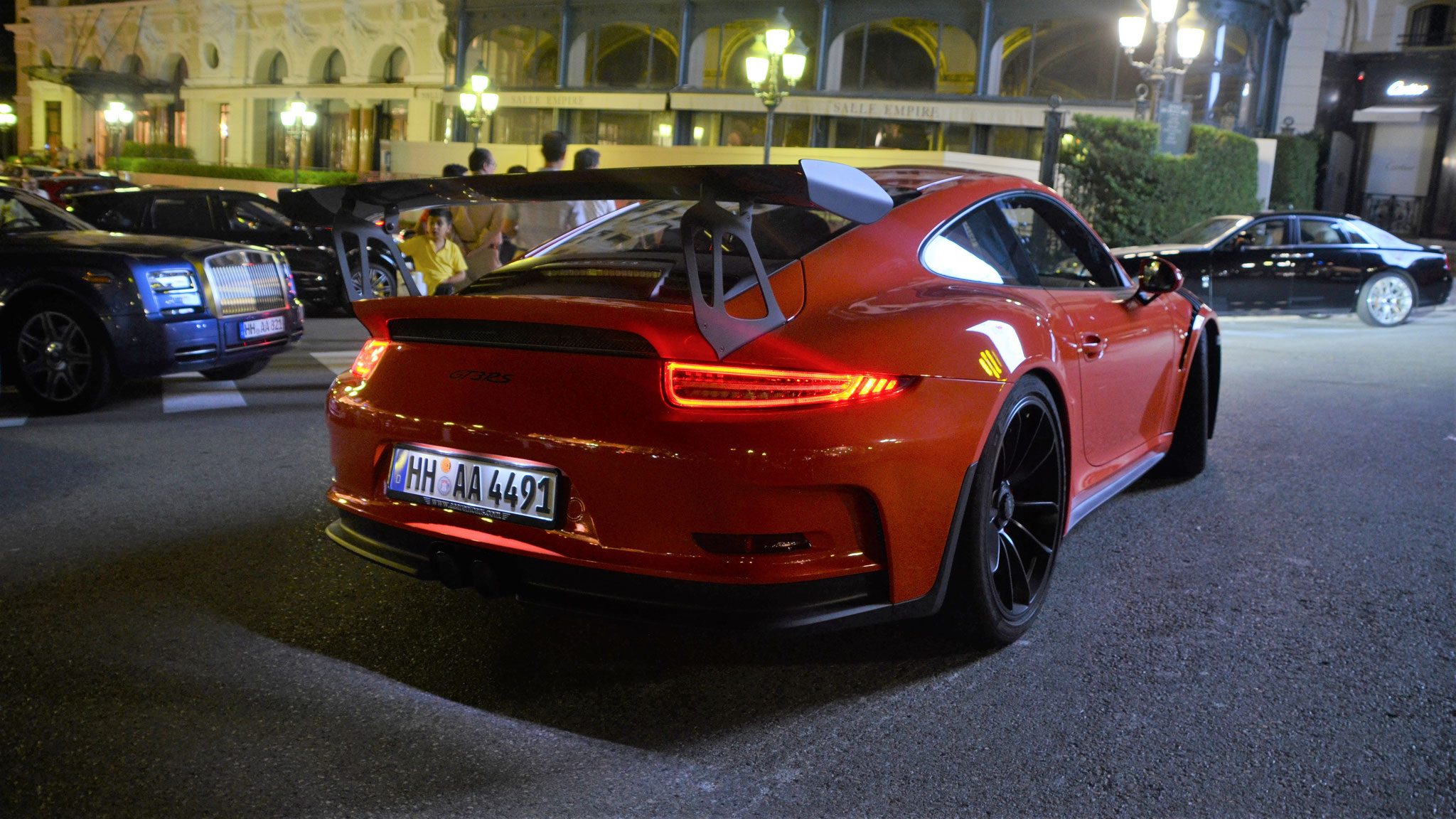 Porsche 911 GT3 RS - HH-AA-4491