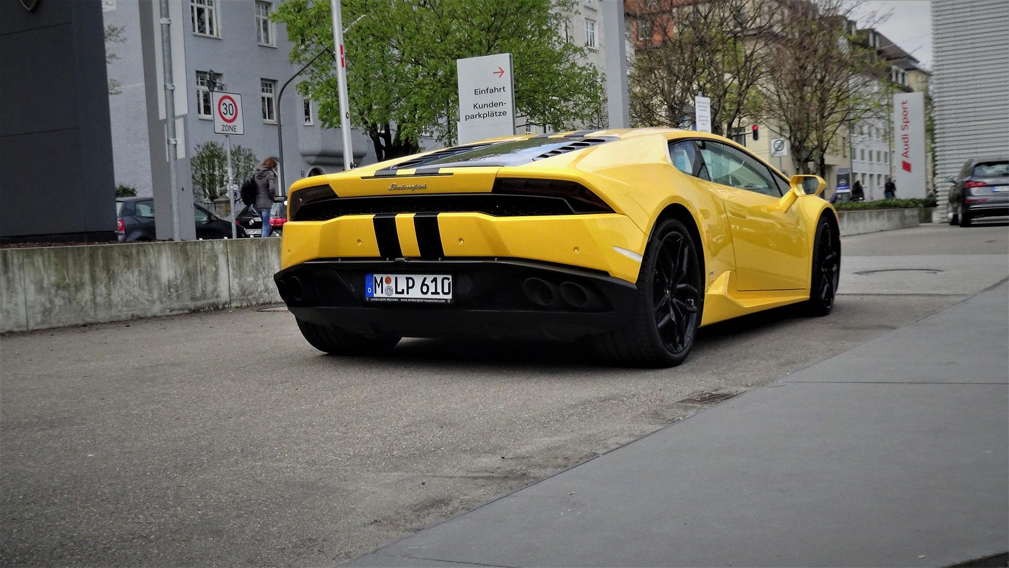 Lamborghini Huracan - M-LP-610