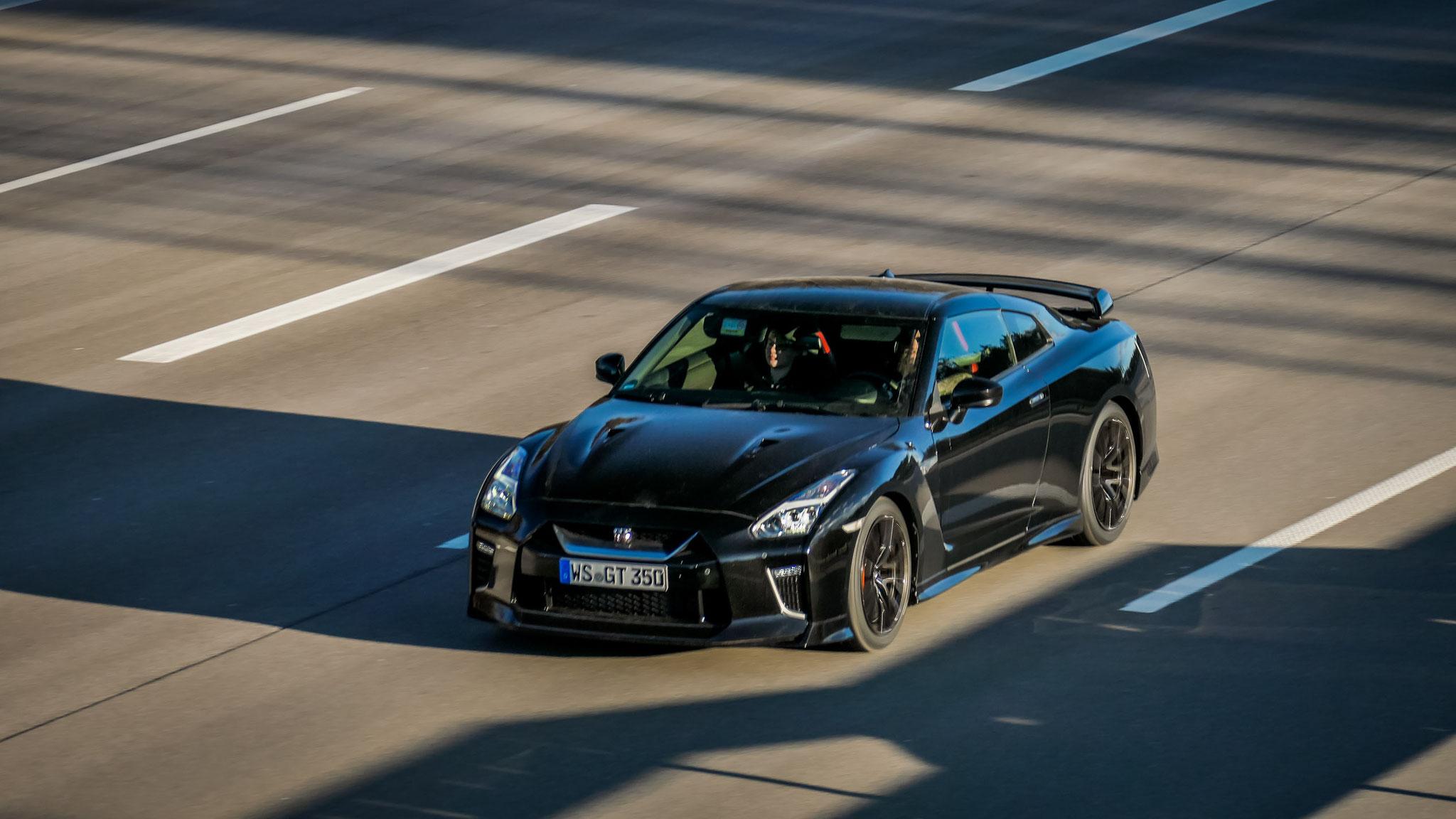 Nissan GTR - WS-GT-350