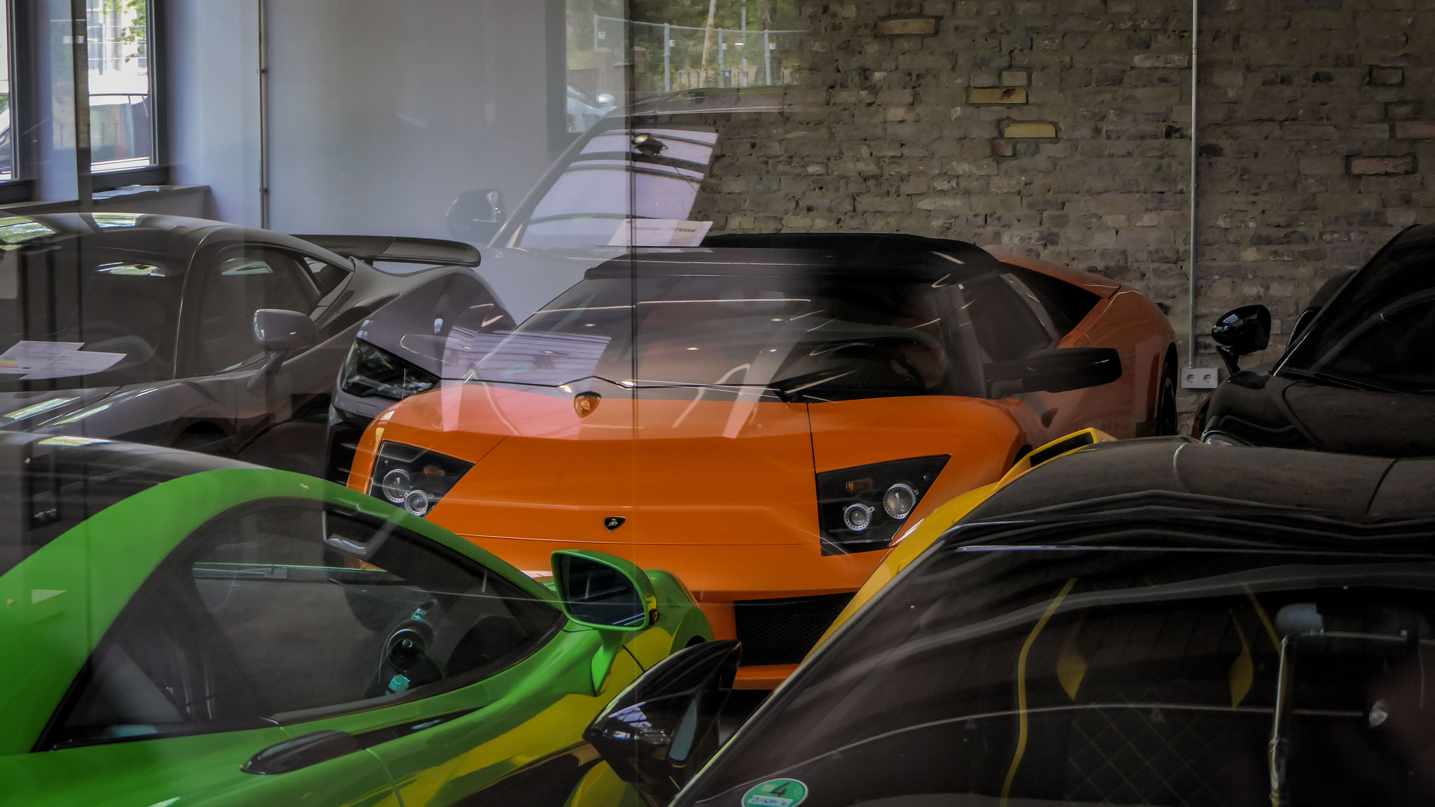 Lamborghini Murcielago Roadster - B-CT-1496