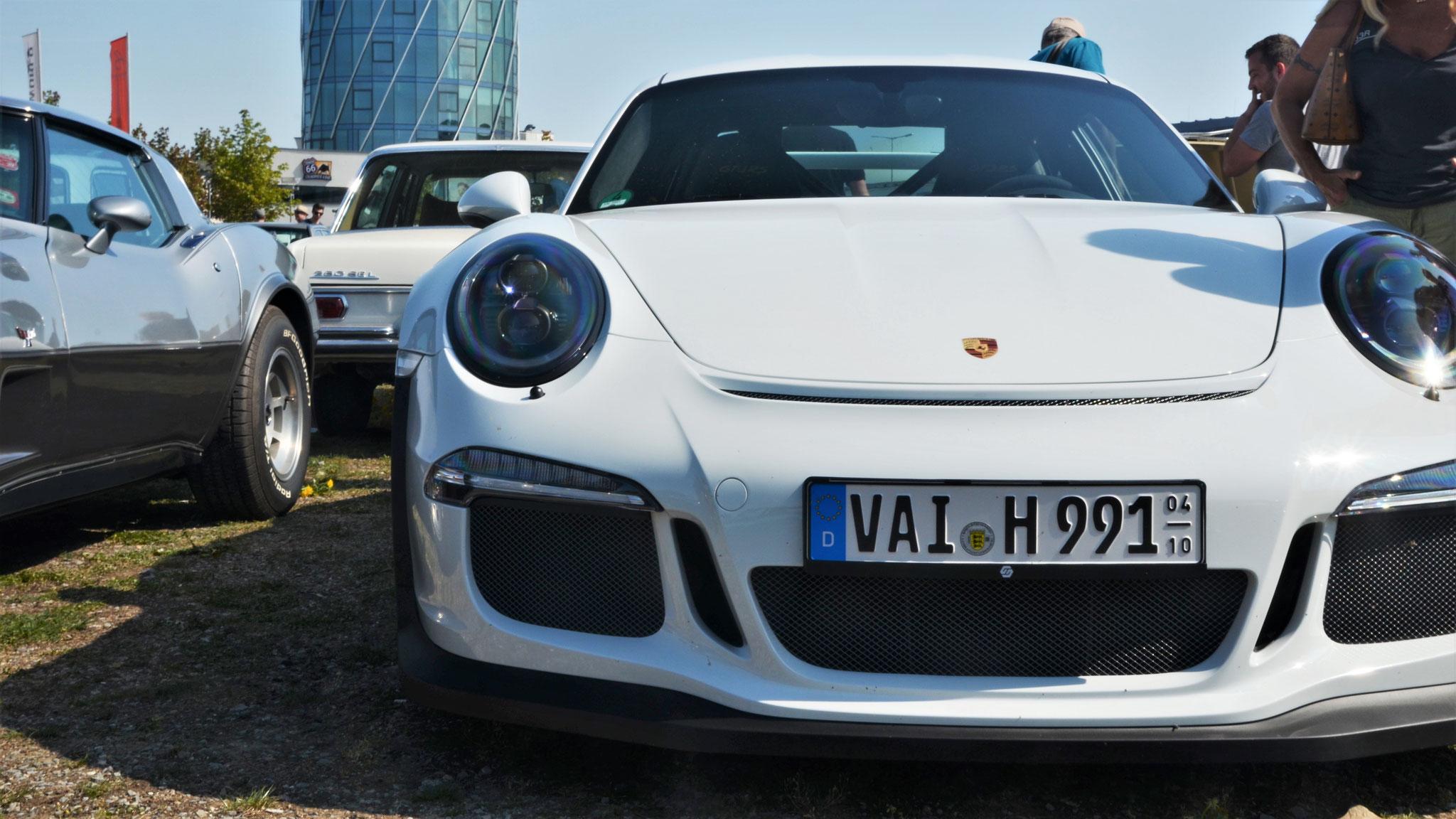Porsche 911 GT3 RS - VAI-H-991