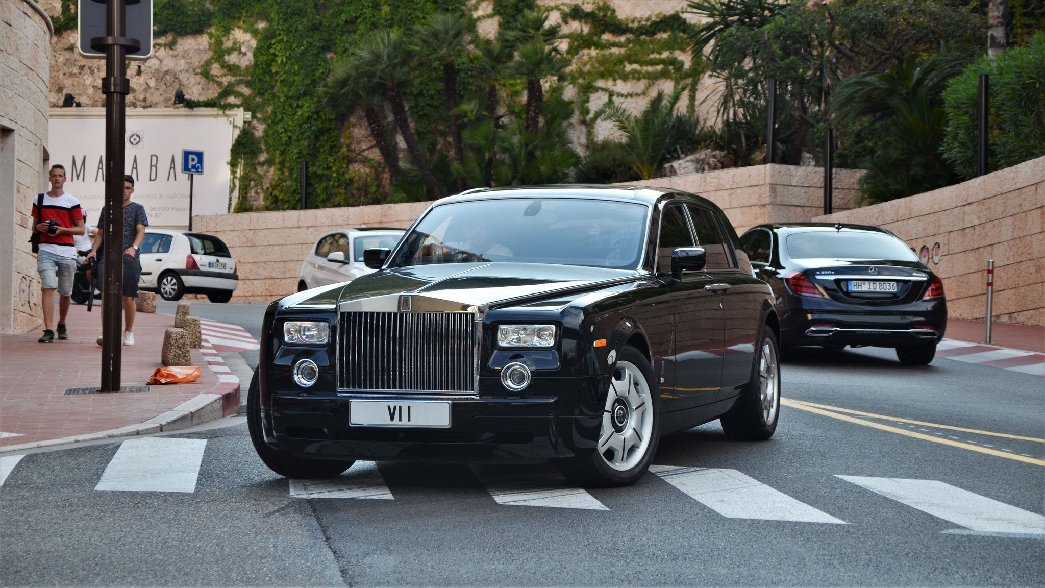 Rolls Royce Phantom - V11 (GB)
