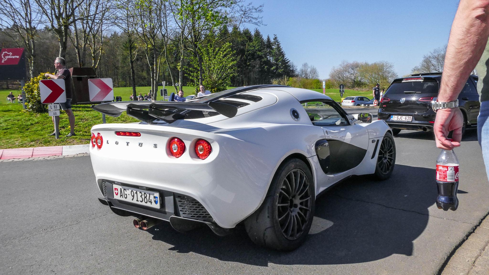Lotus Exige - AG-91384 (CH)