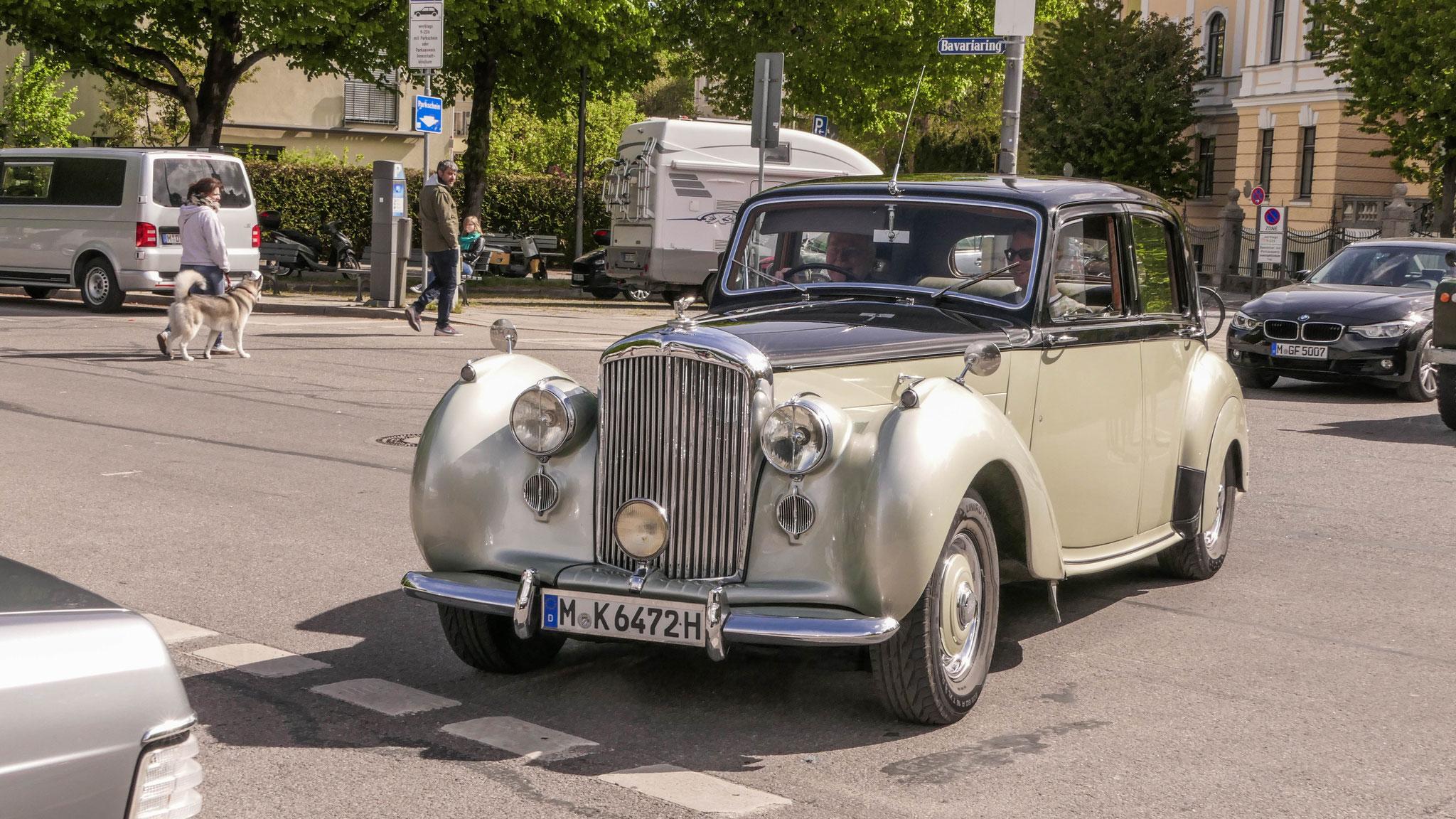 Bentley R-Type - M-K-6472H
