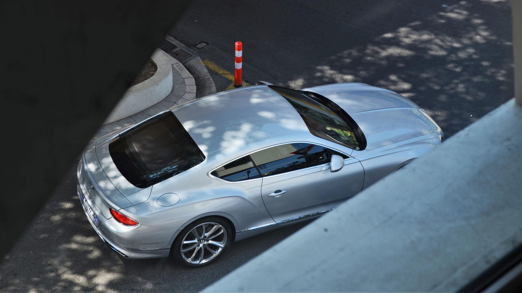 Bentley Continental GT - W-155-JG-06 (FRA)
