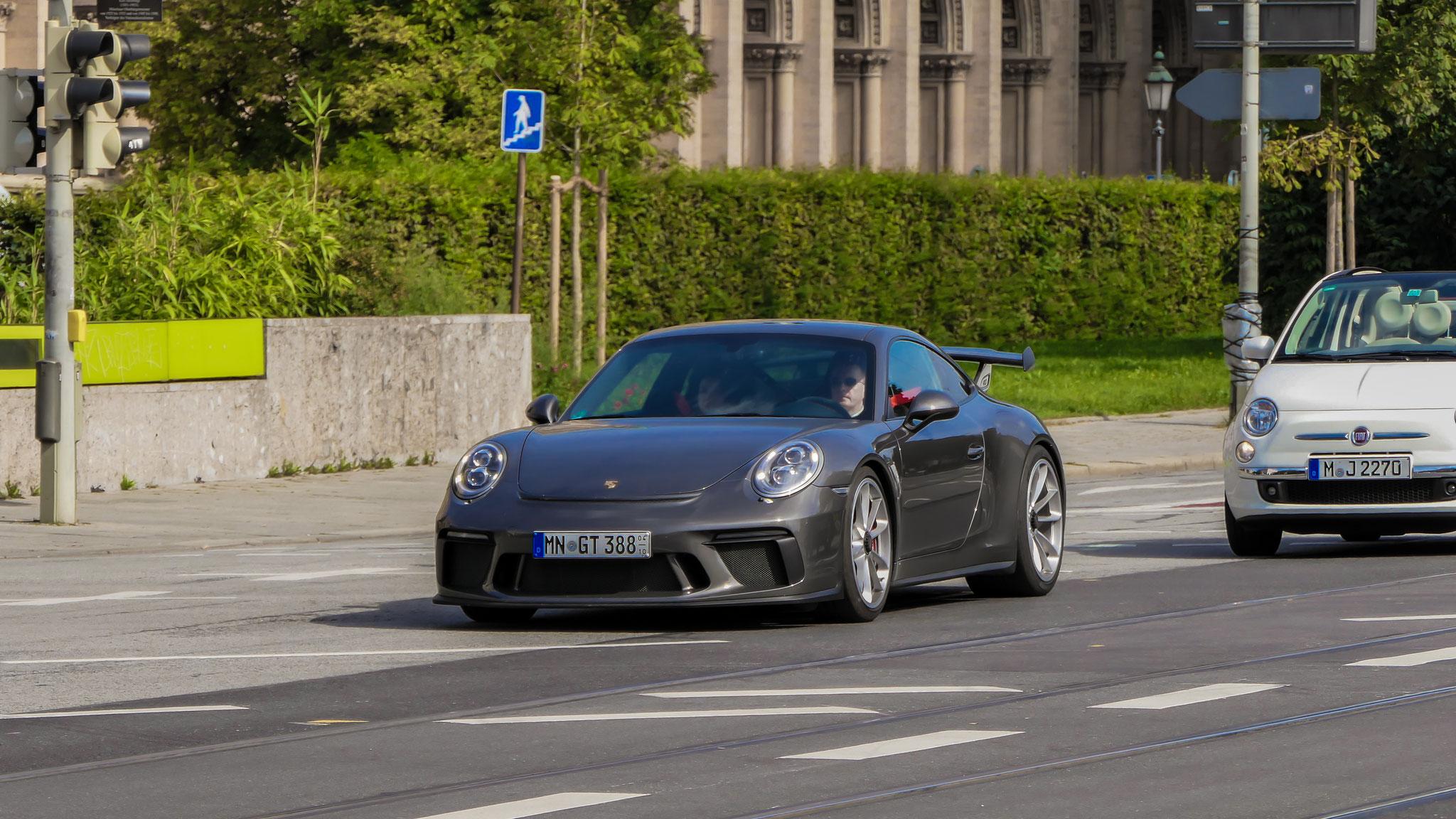 Porsche 991 GT3 - MN-GT-388