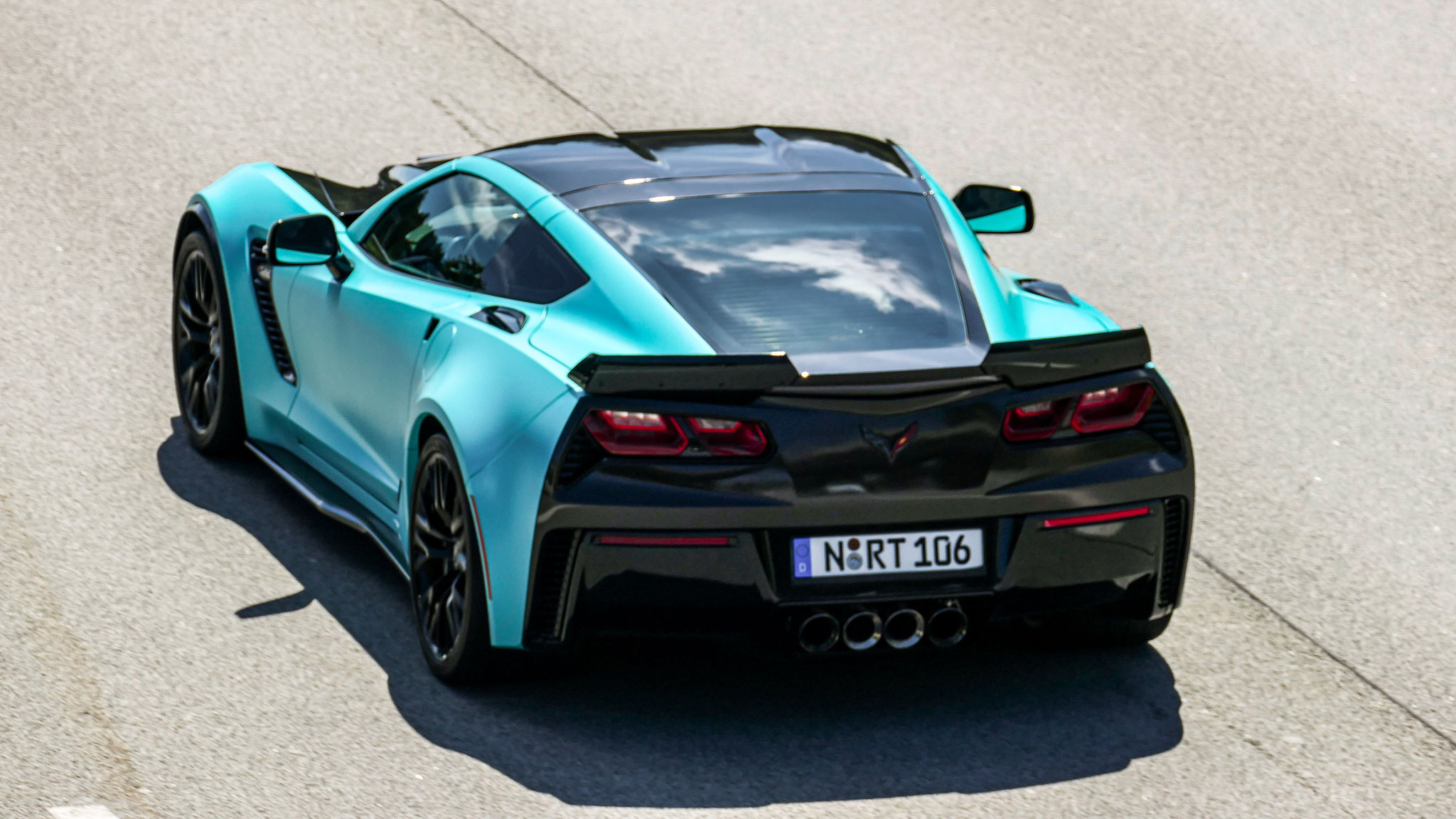 Chevrolet Corvette C7 Z06 - N-RT-106