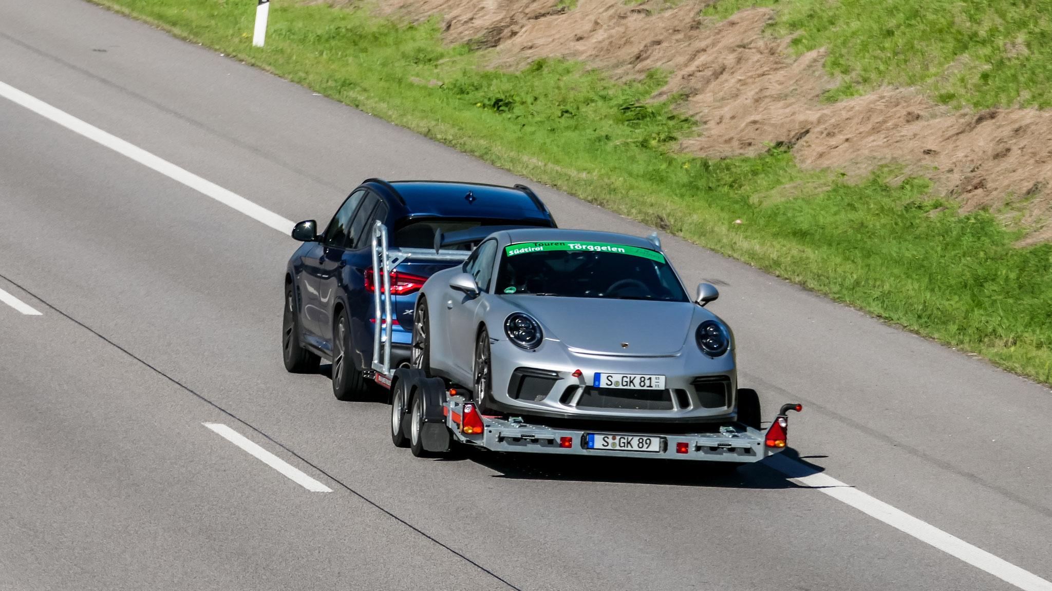 Porsche 991 GT3 - S-GK-81