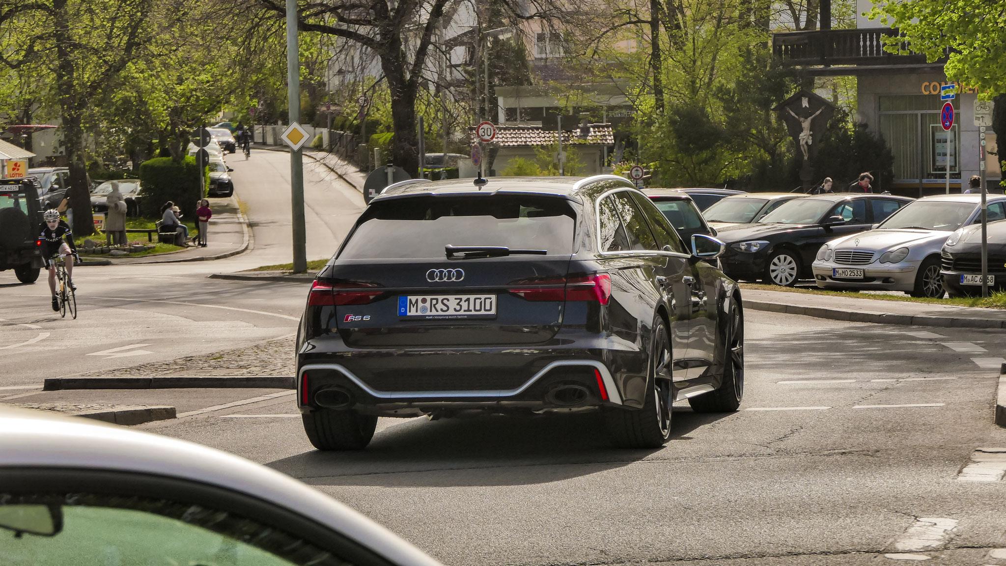 Audi RS6 - M-RS-3100