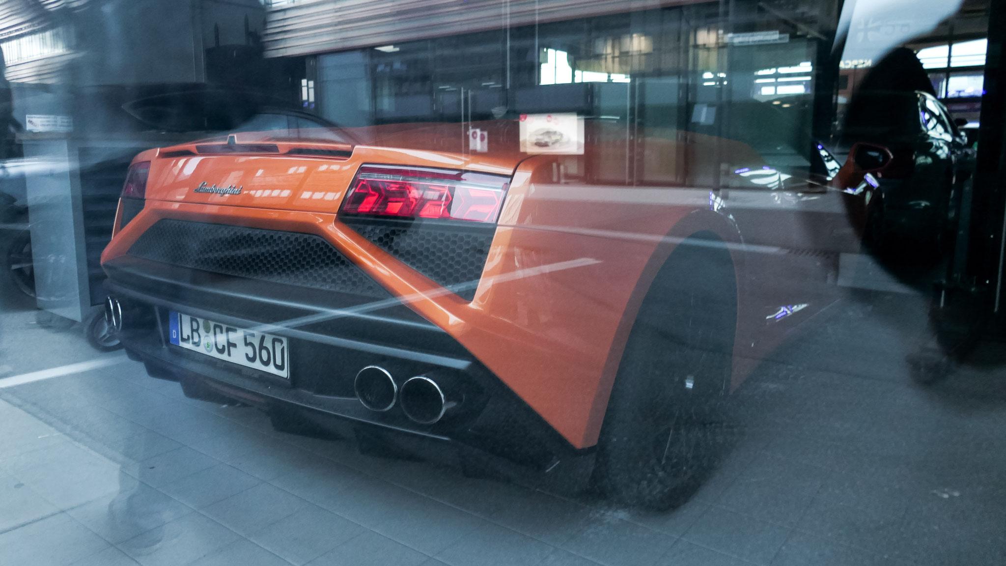 Lamborghini Gallardo LP 560 Spyder - LB-CF-560