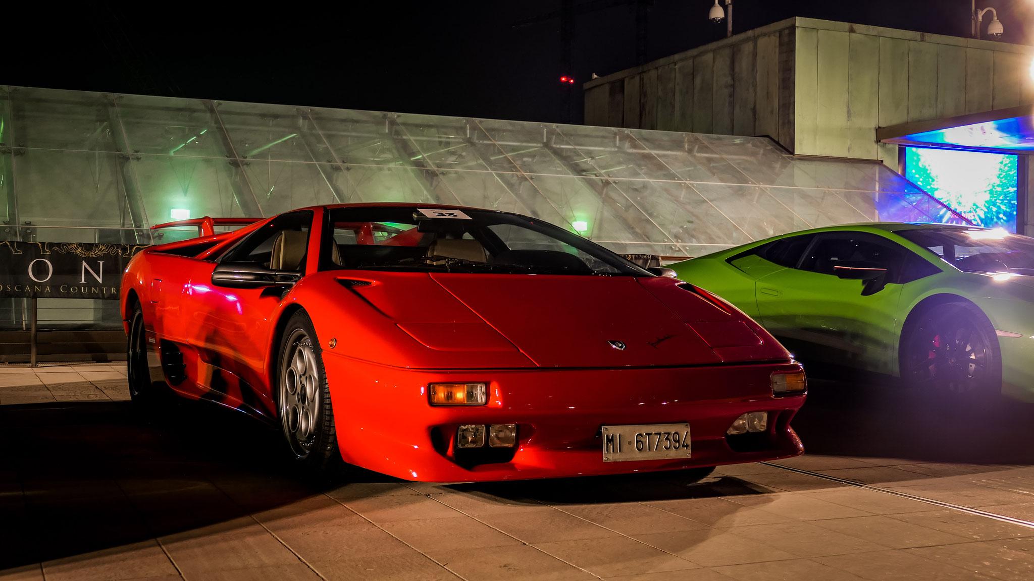 Lamborghini Diablo VT - MI-6T7394 (ITA)